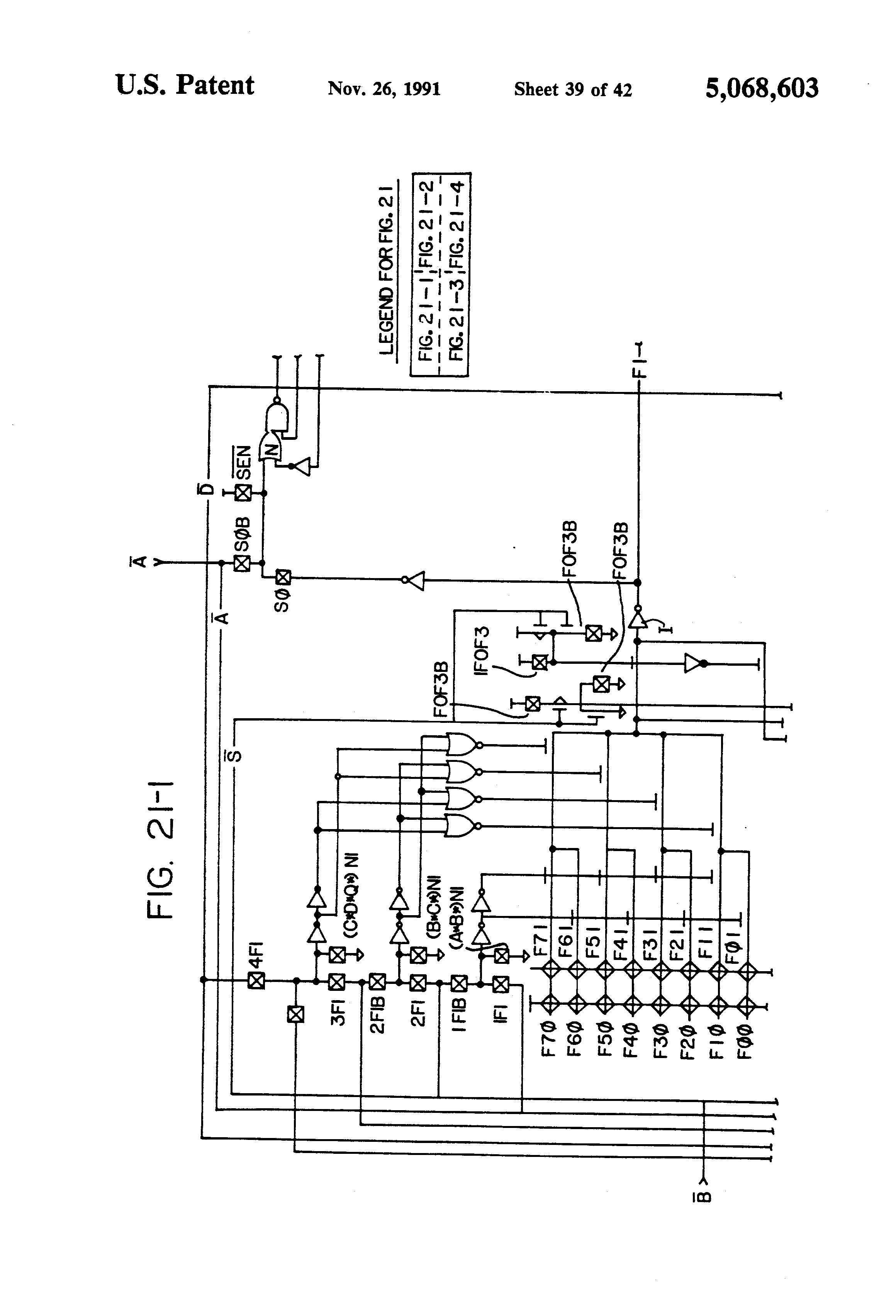 patente us5068603