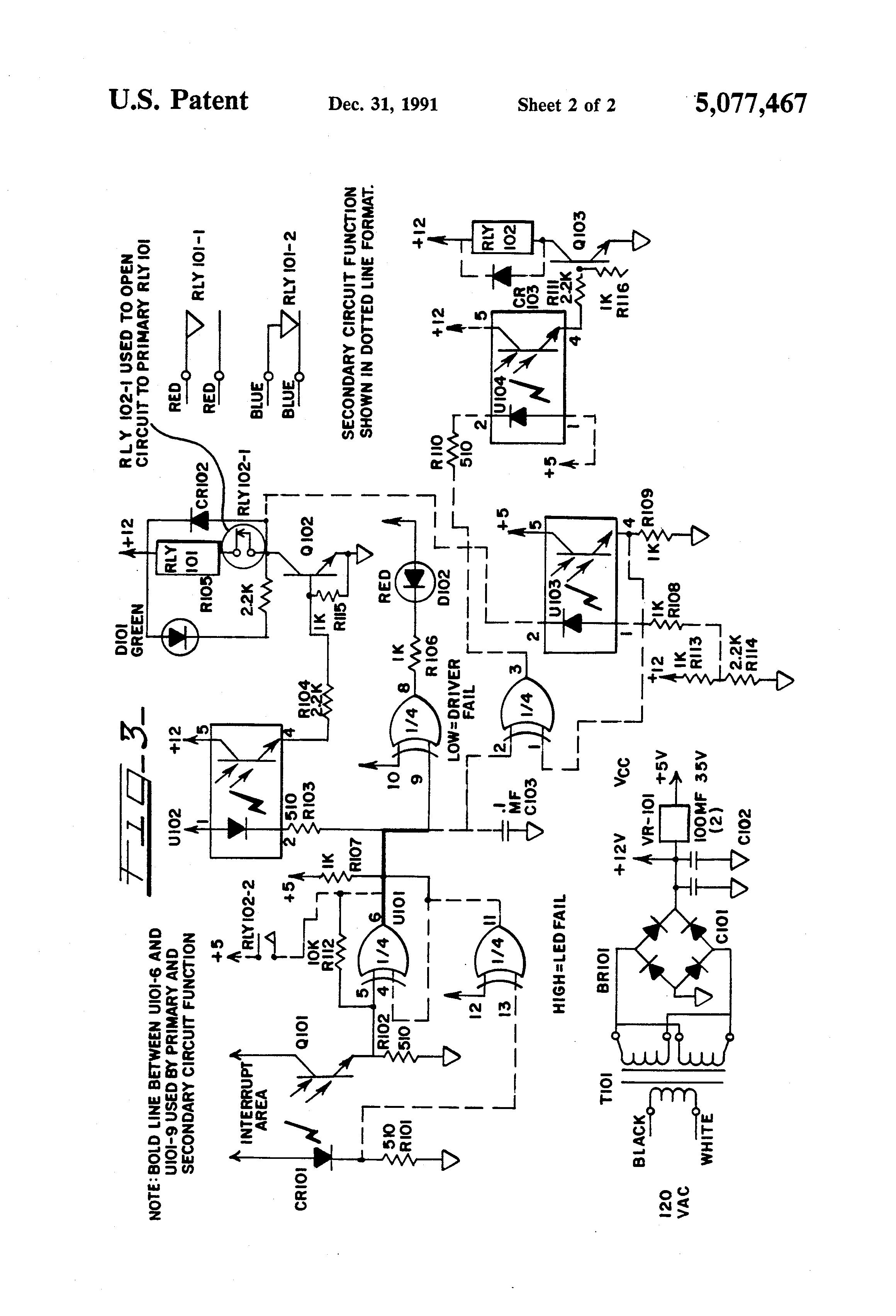 patent us5077467