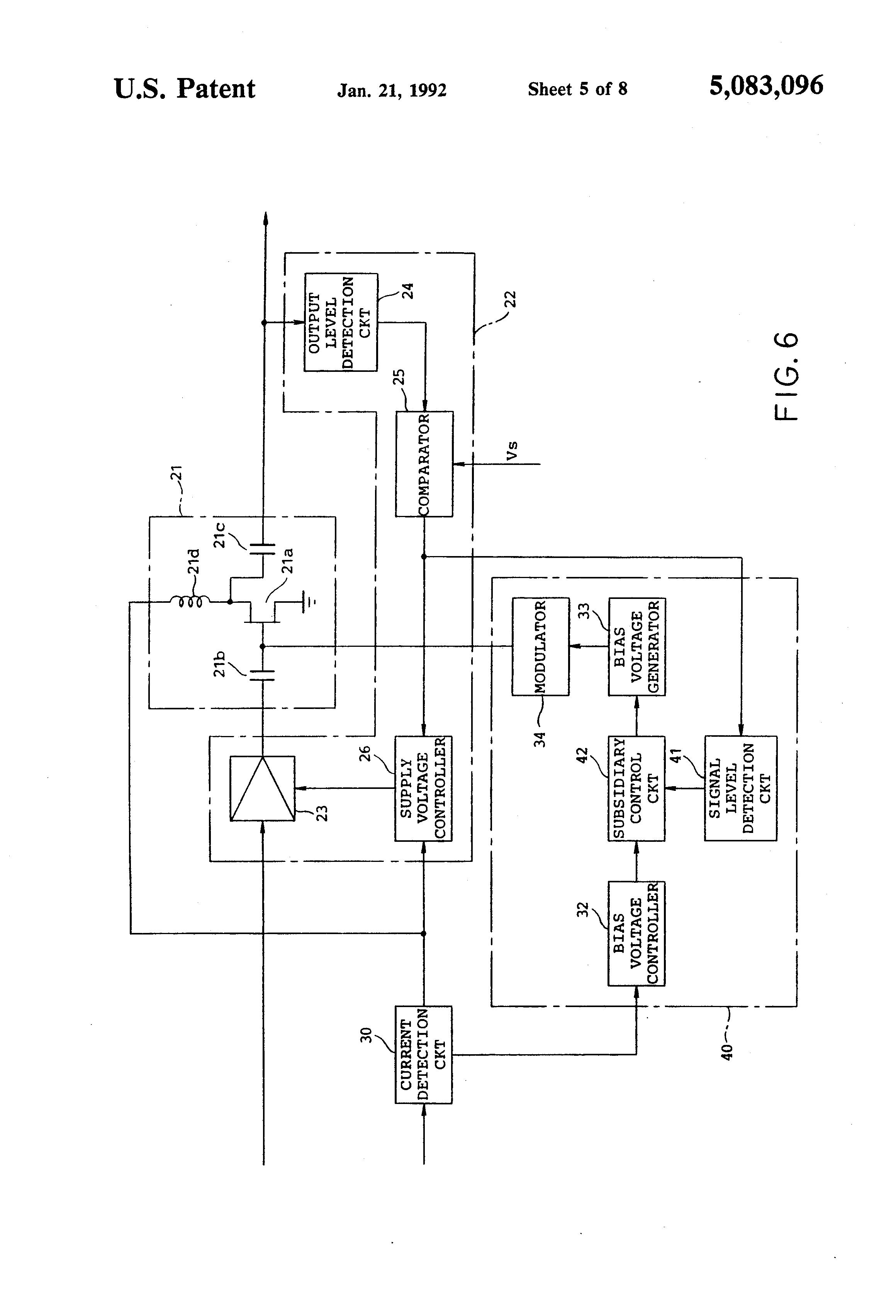 patent us5083096