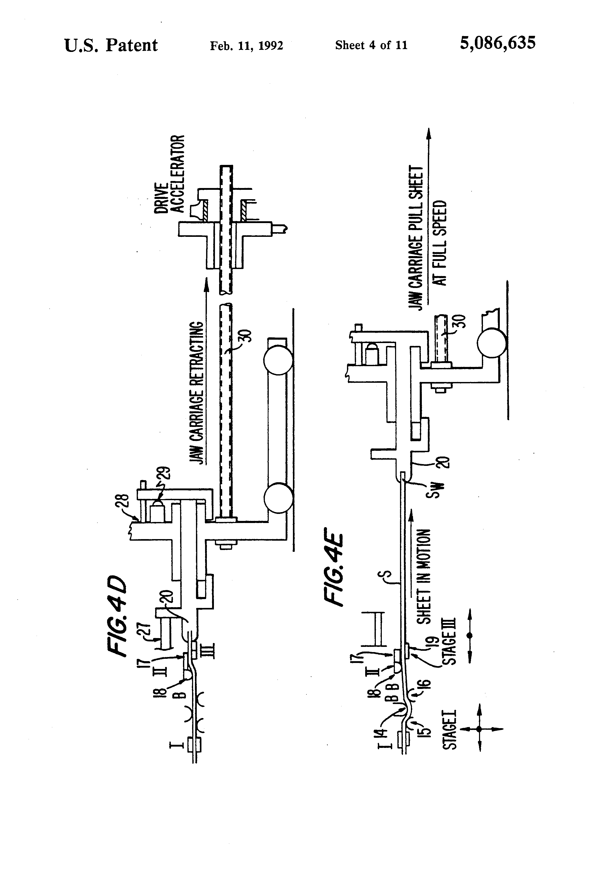 Patent Us5086635 Method Of And Machine For Forming
