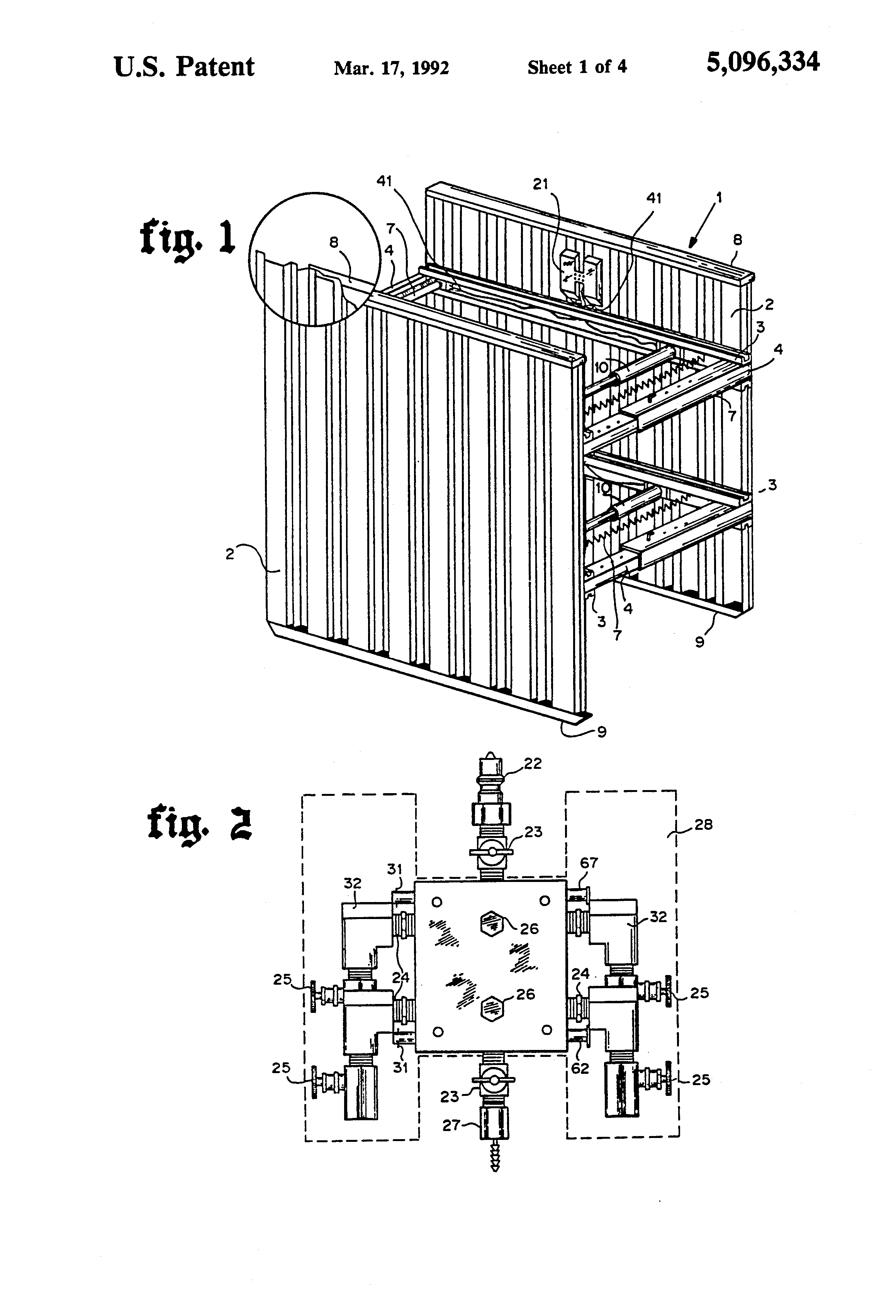 US4655415 in addition US6881023 furthermore 2 together with US7677002 further As Built Engineering Drawing Petrochemical. on structural skid drawing