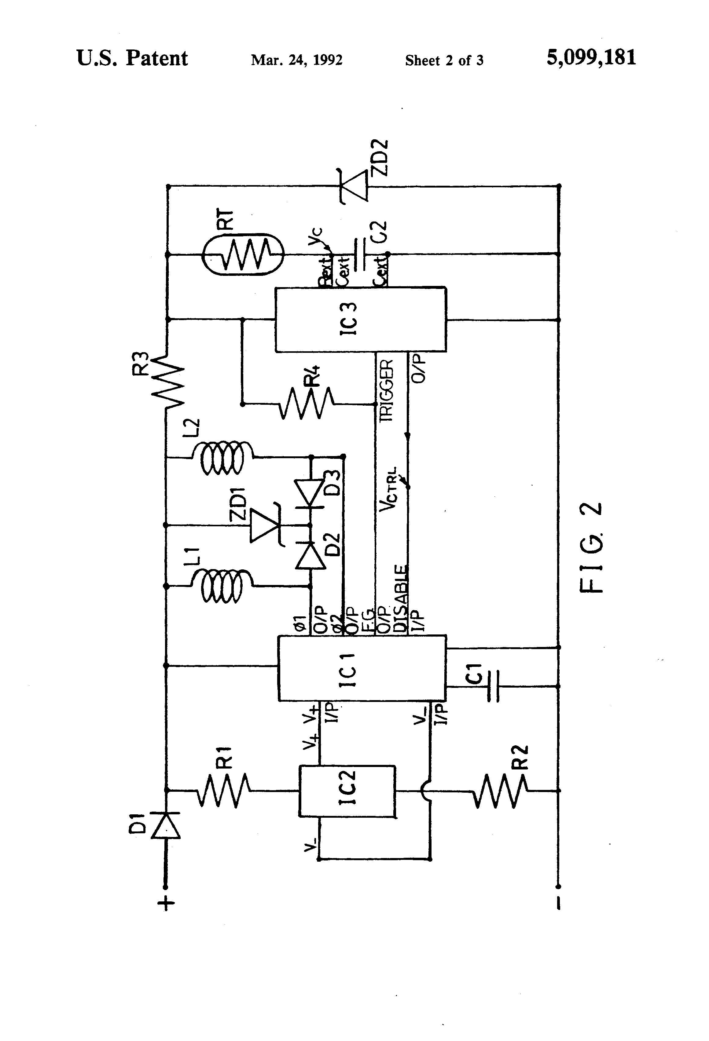 patent us5099181
