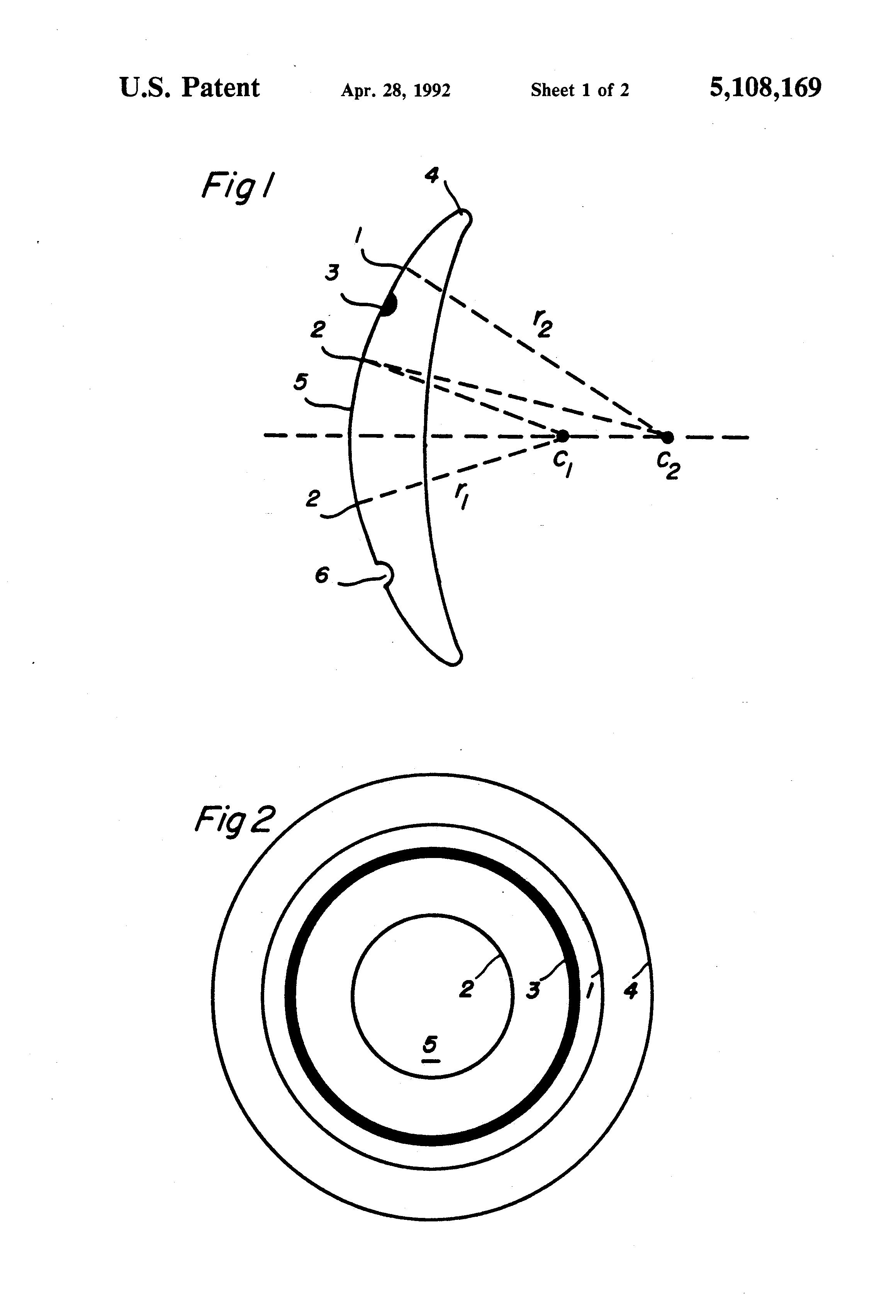 patent us5108169