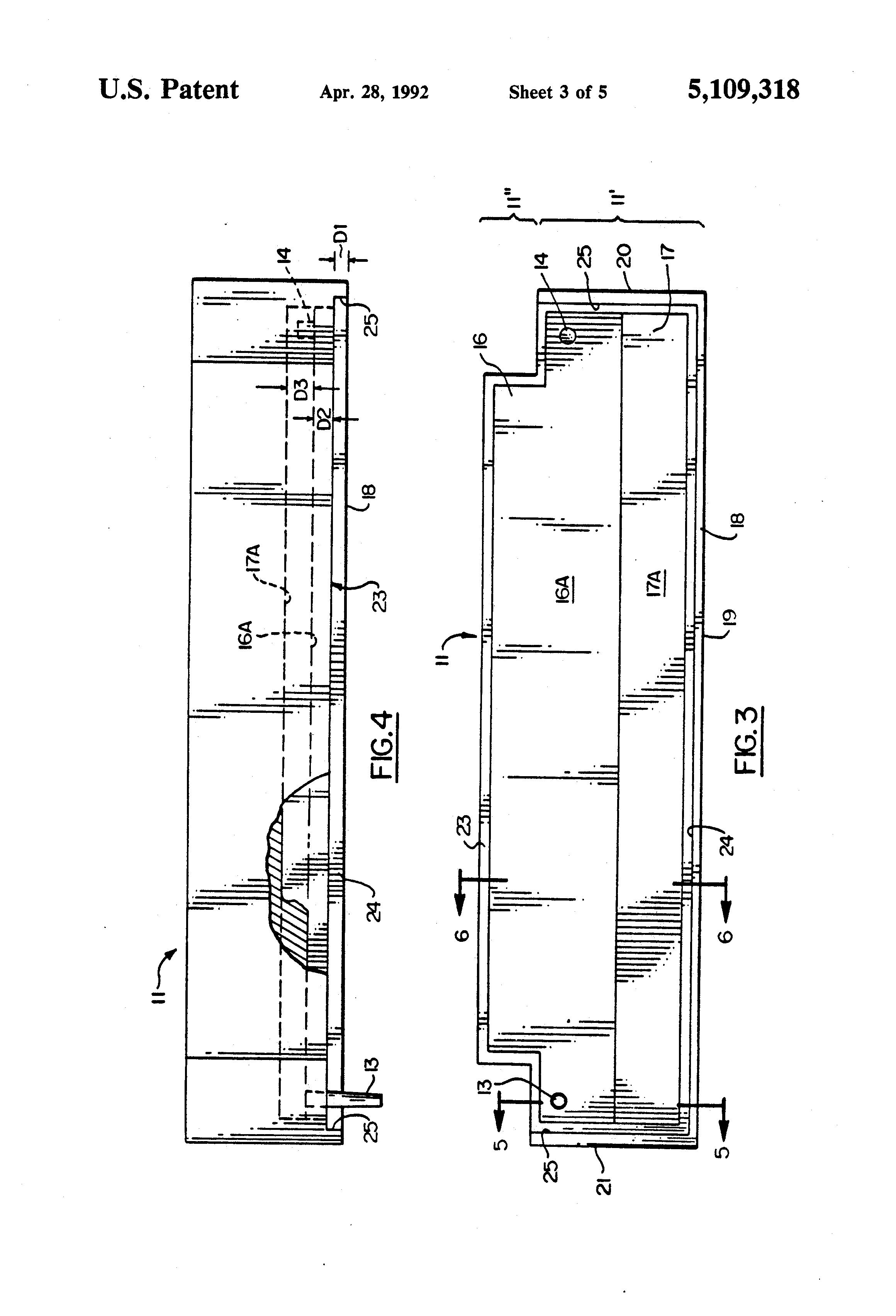 patent us5109318