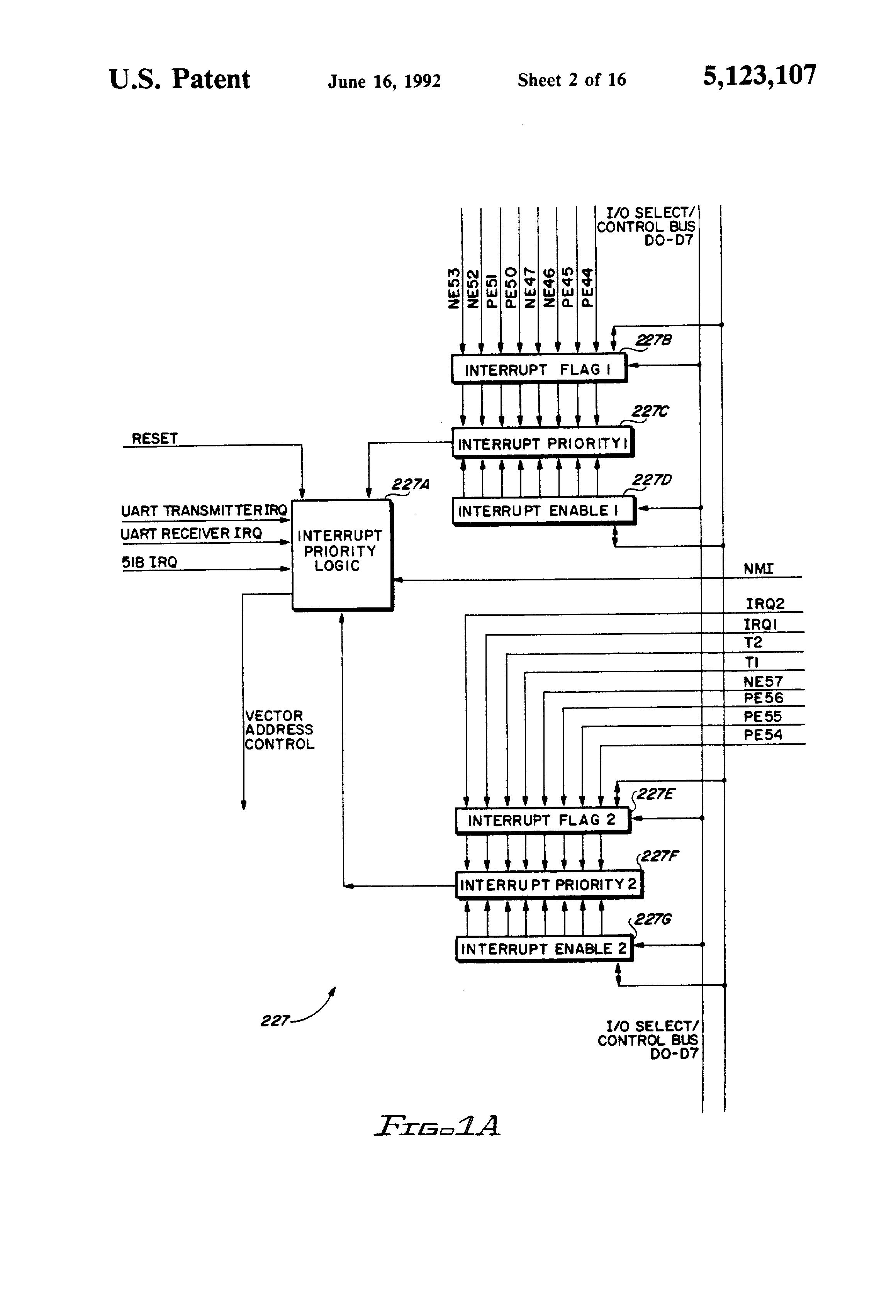 patent us5123107