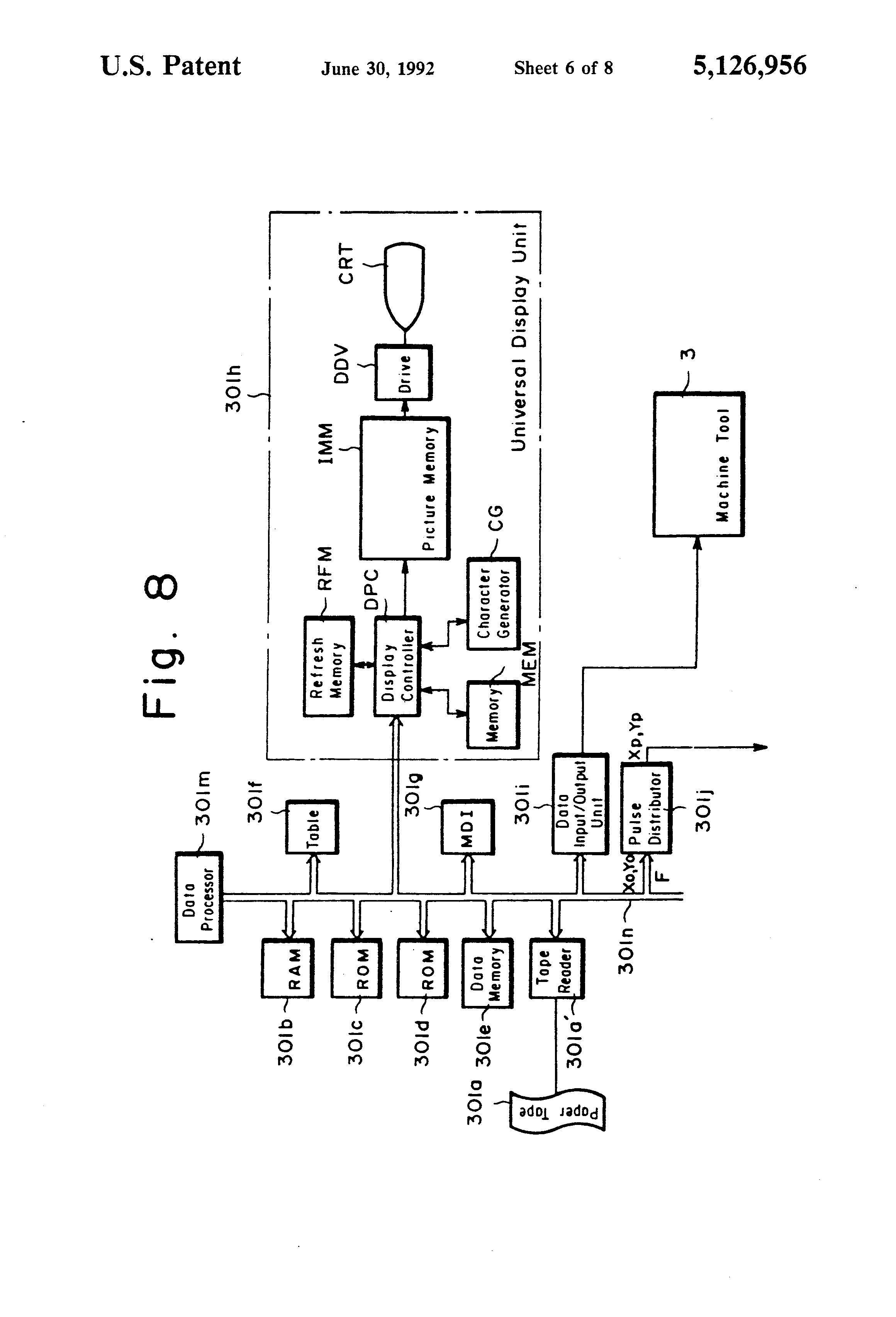 patent us5126956