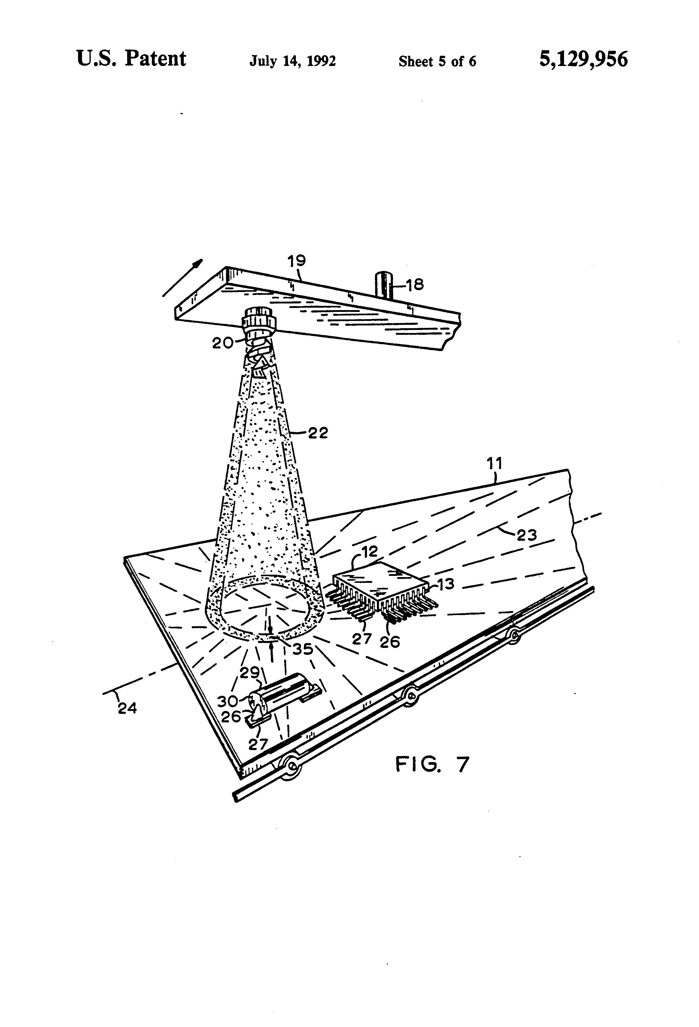 patent us5129956