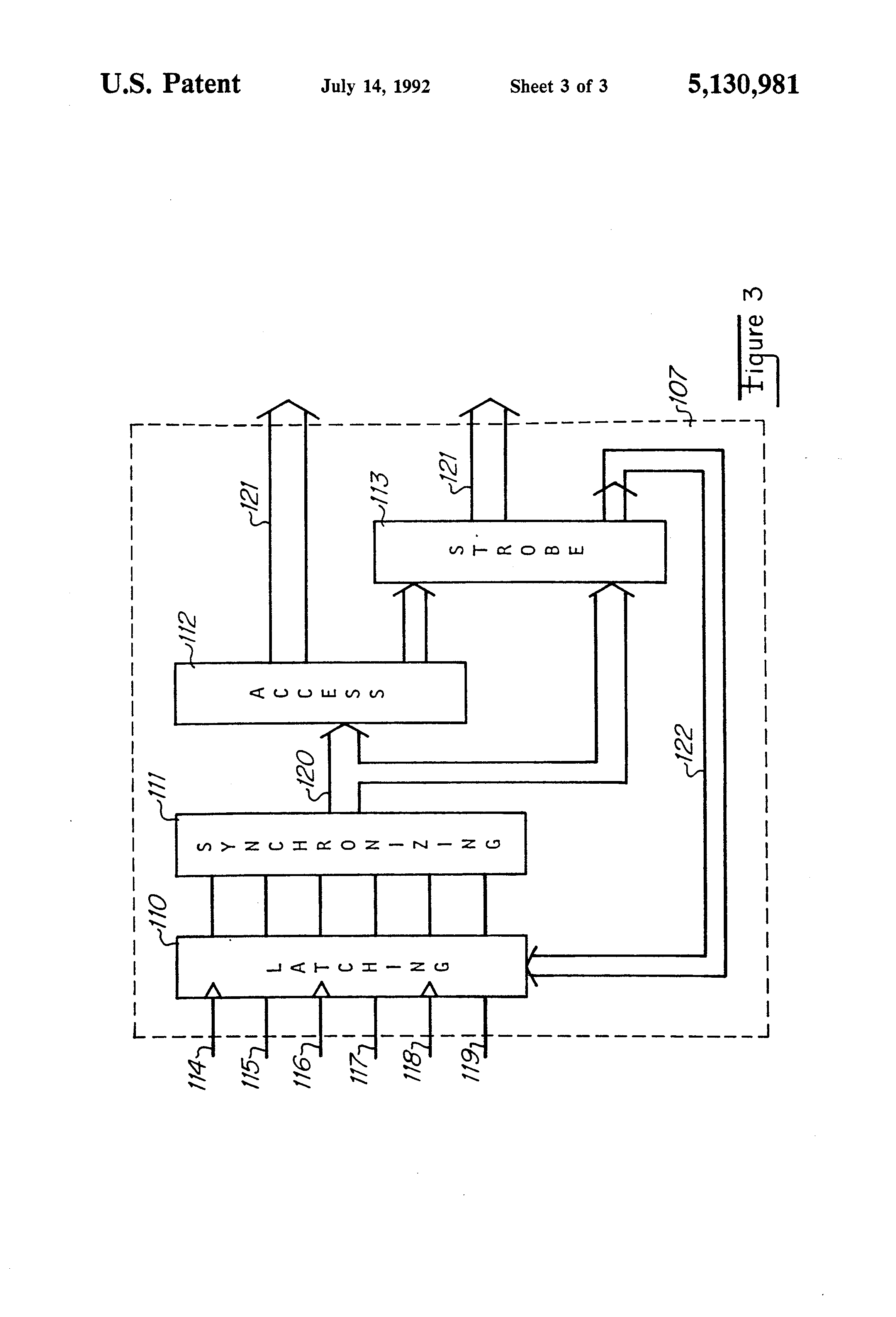 Patent us5130981 three port random access memory in a network patent drawing pooptronica