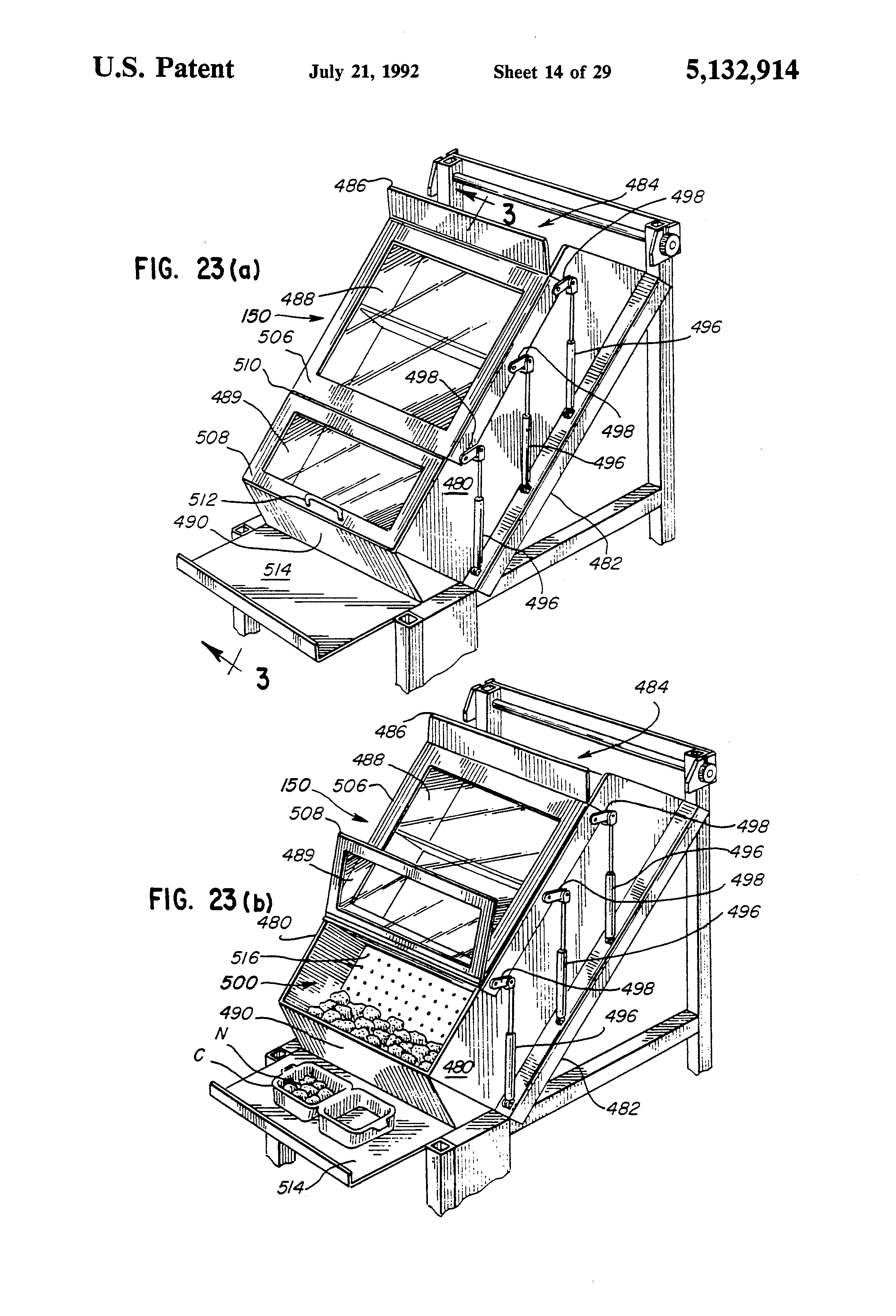 Patent Us5132914 Food Preparation System And Method Google Patents 94 Volvo Fuse Box Drawing