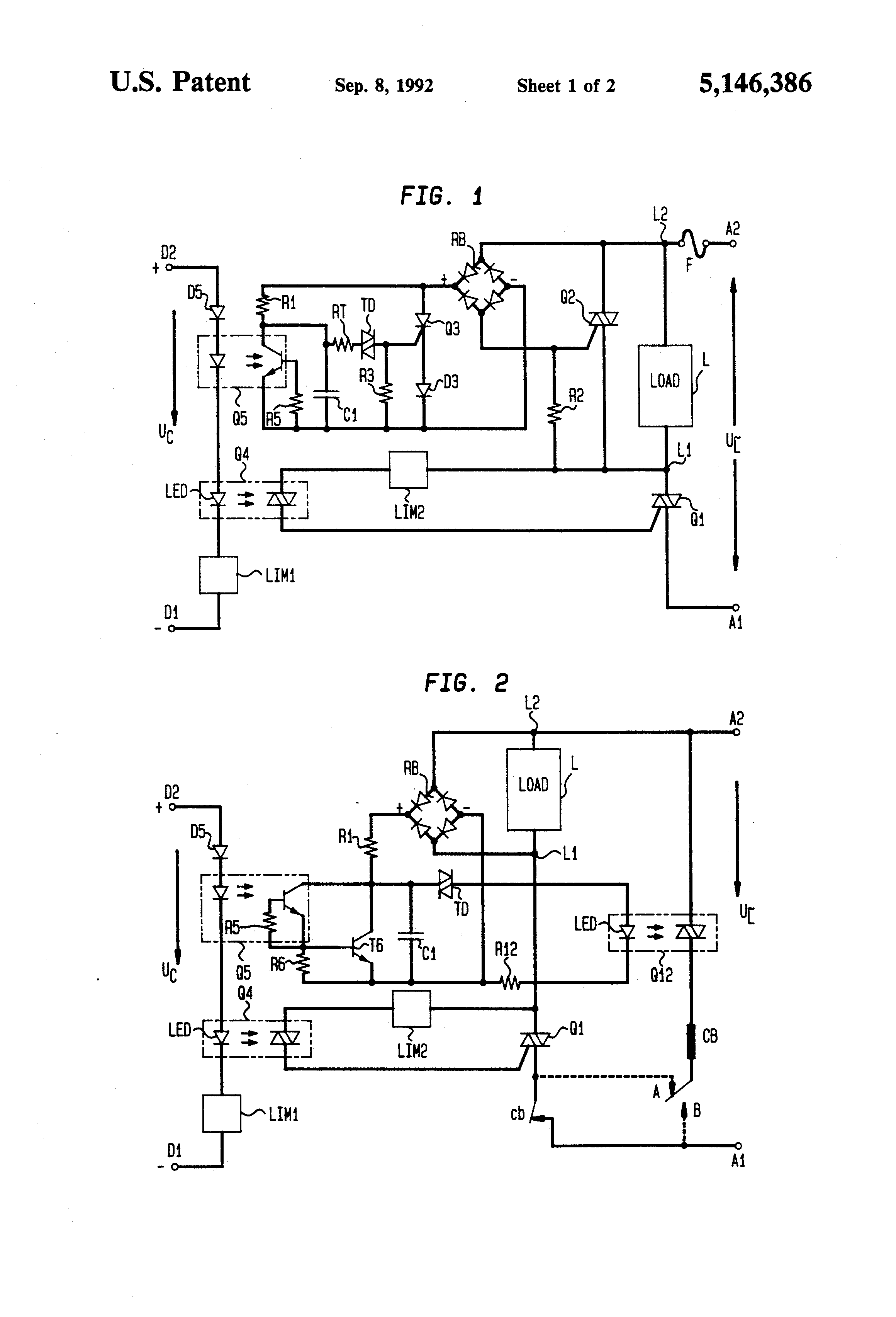 patent us5146386 electronic monitoring and redundant electrical relay wiring diagram #11