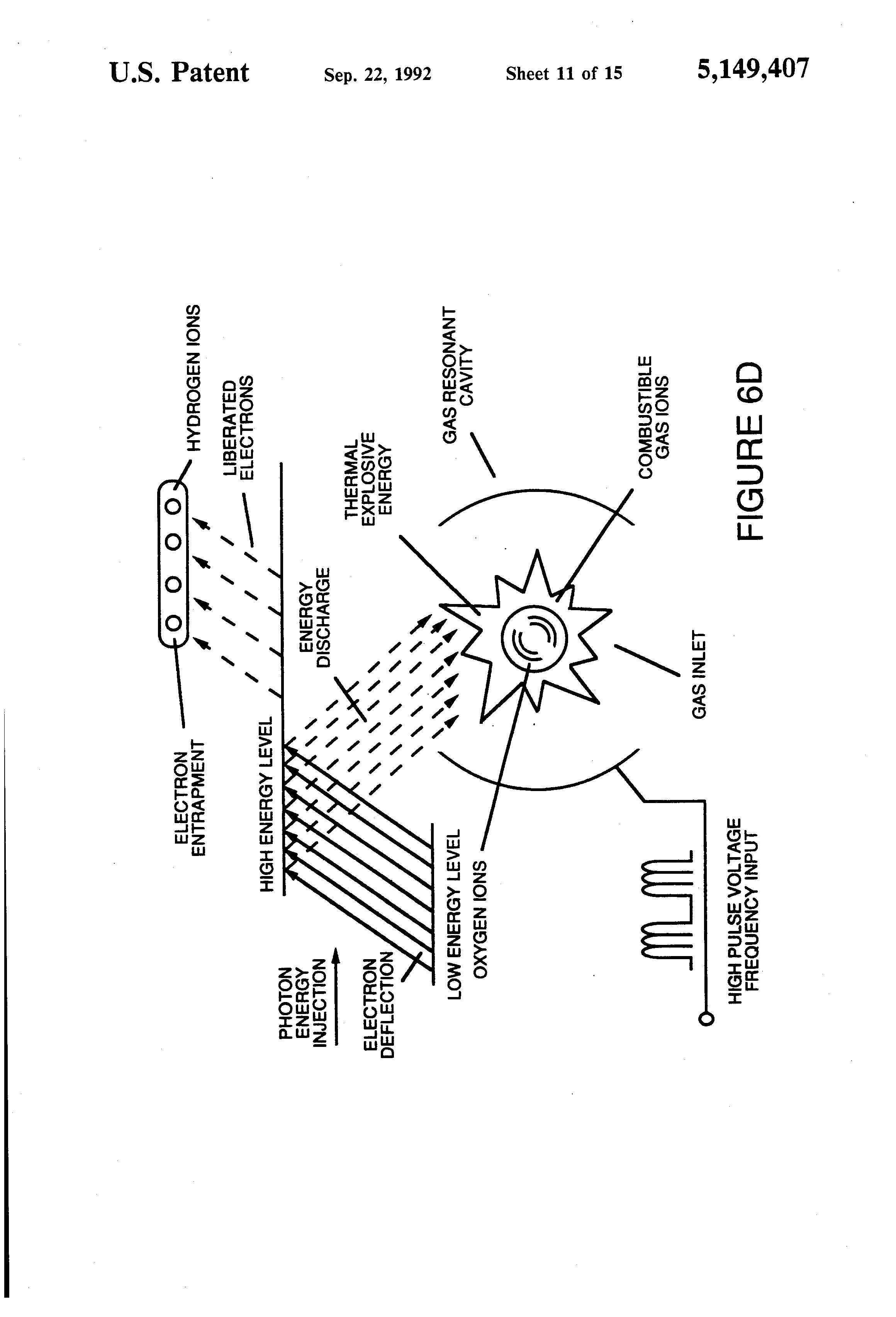 patent us5149407
