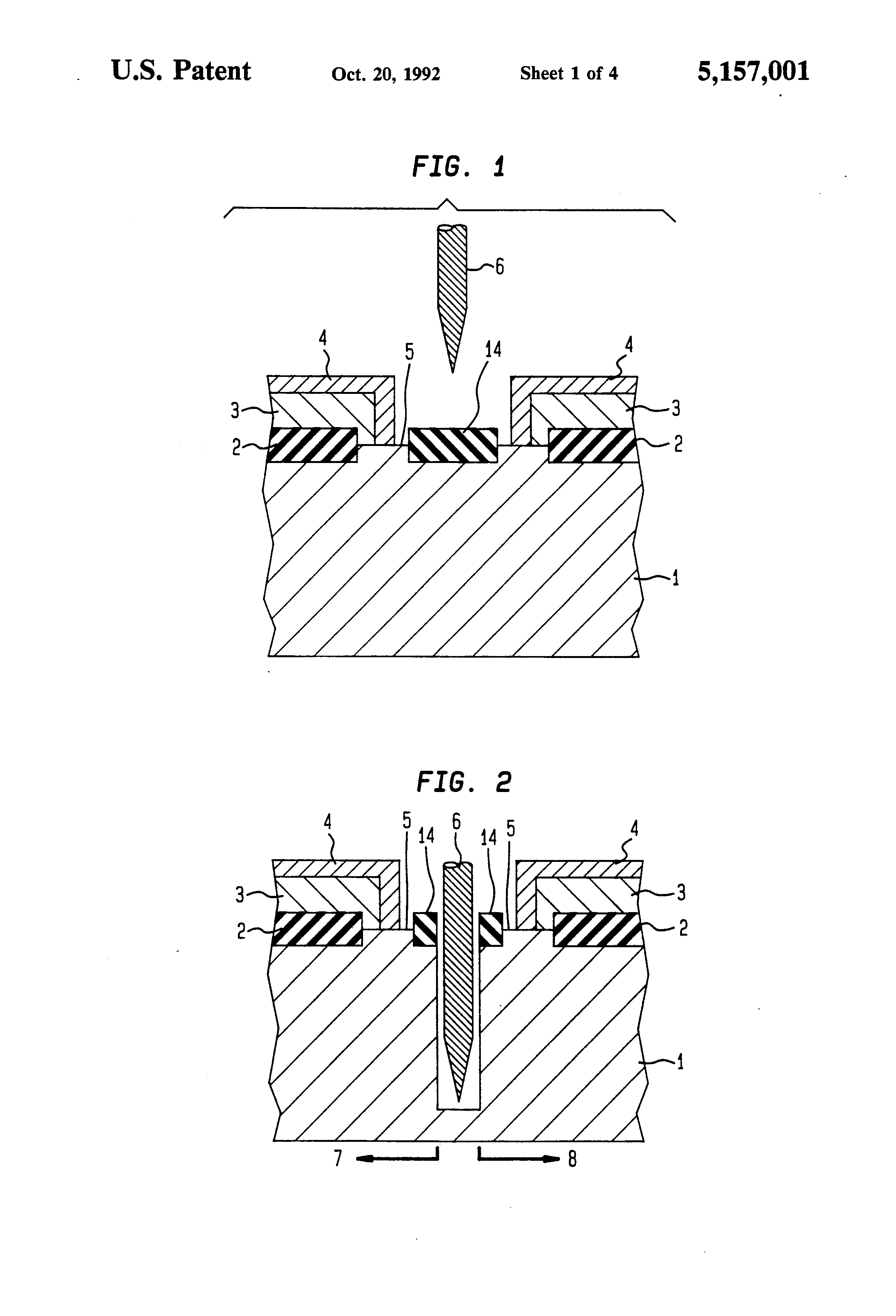 patent us5157001