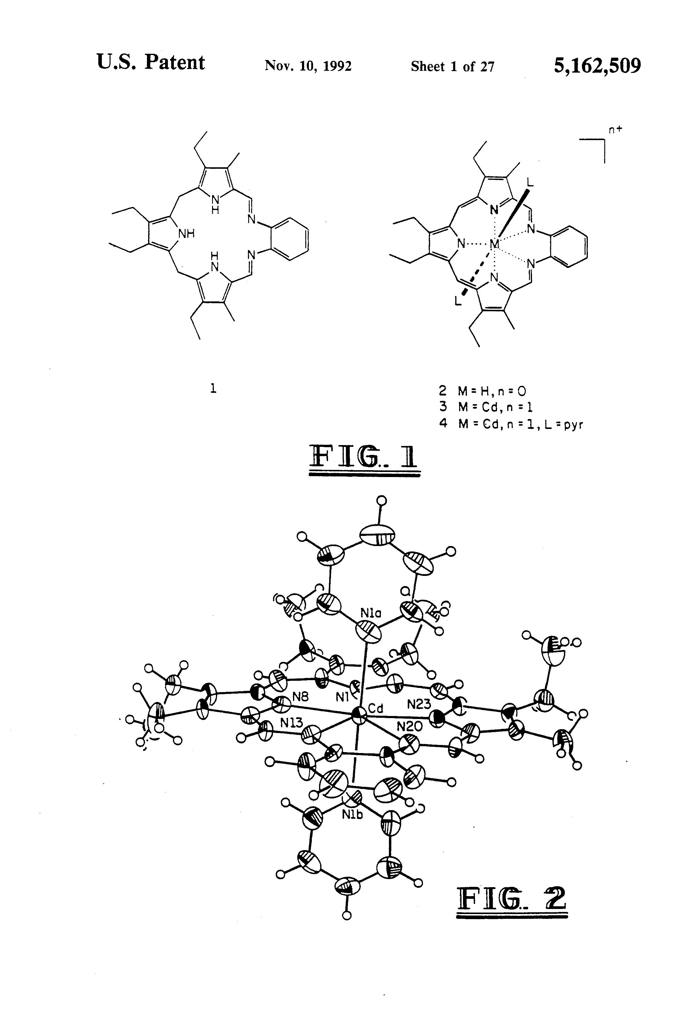 orbital diagram mn wiring diagram database Dot Diagram Kinematics patent us5162509 process for preparing expanded porphyrins large atomic orbital diagram orbital diagram mn