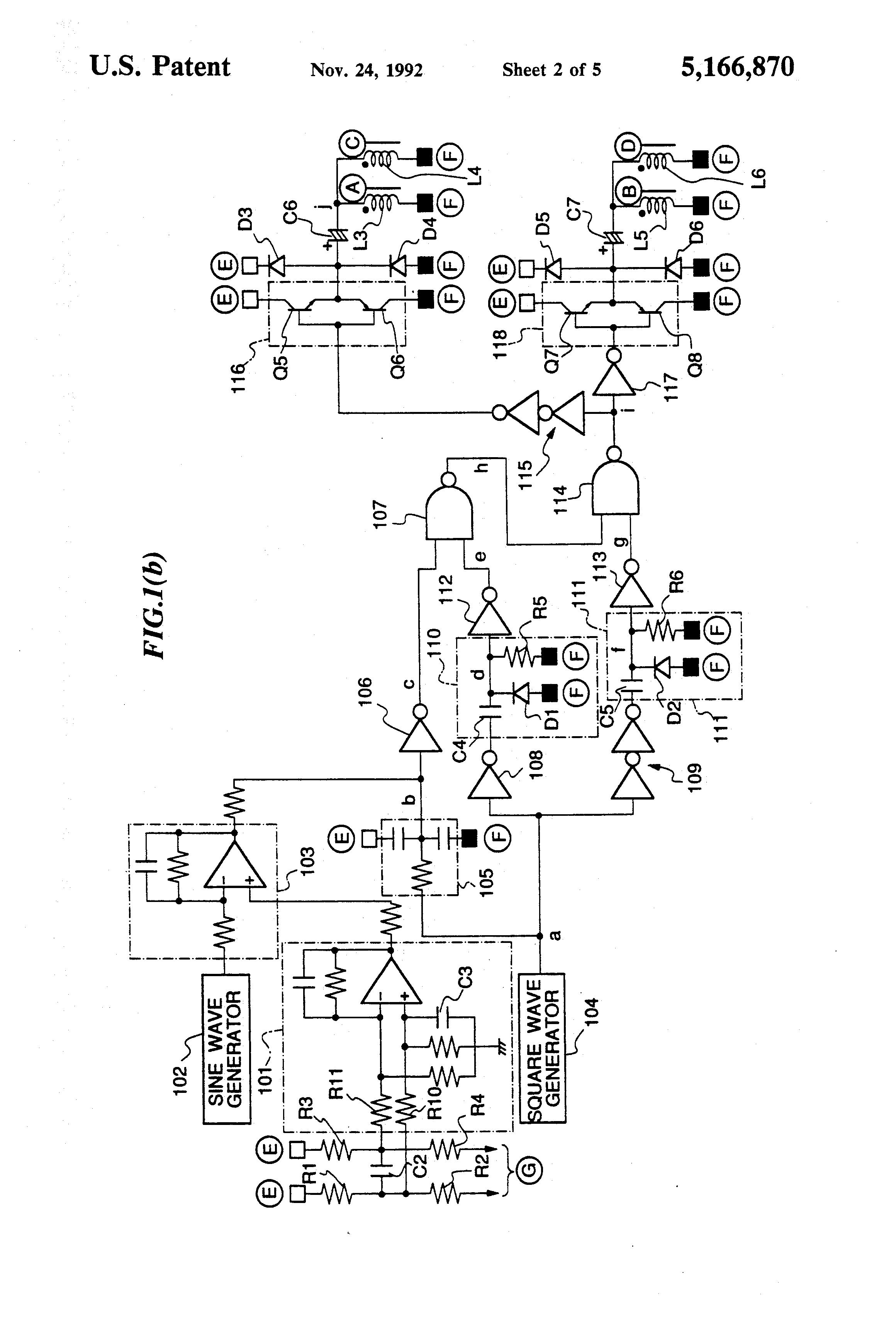 patente us5166870