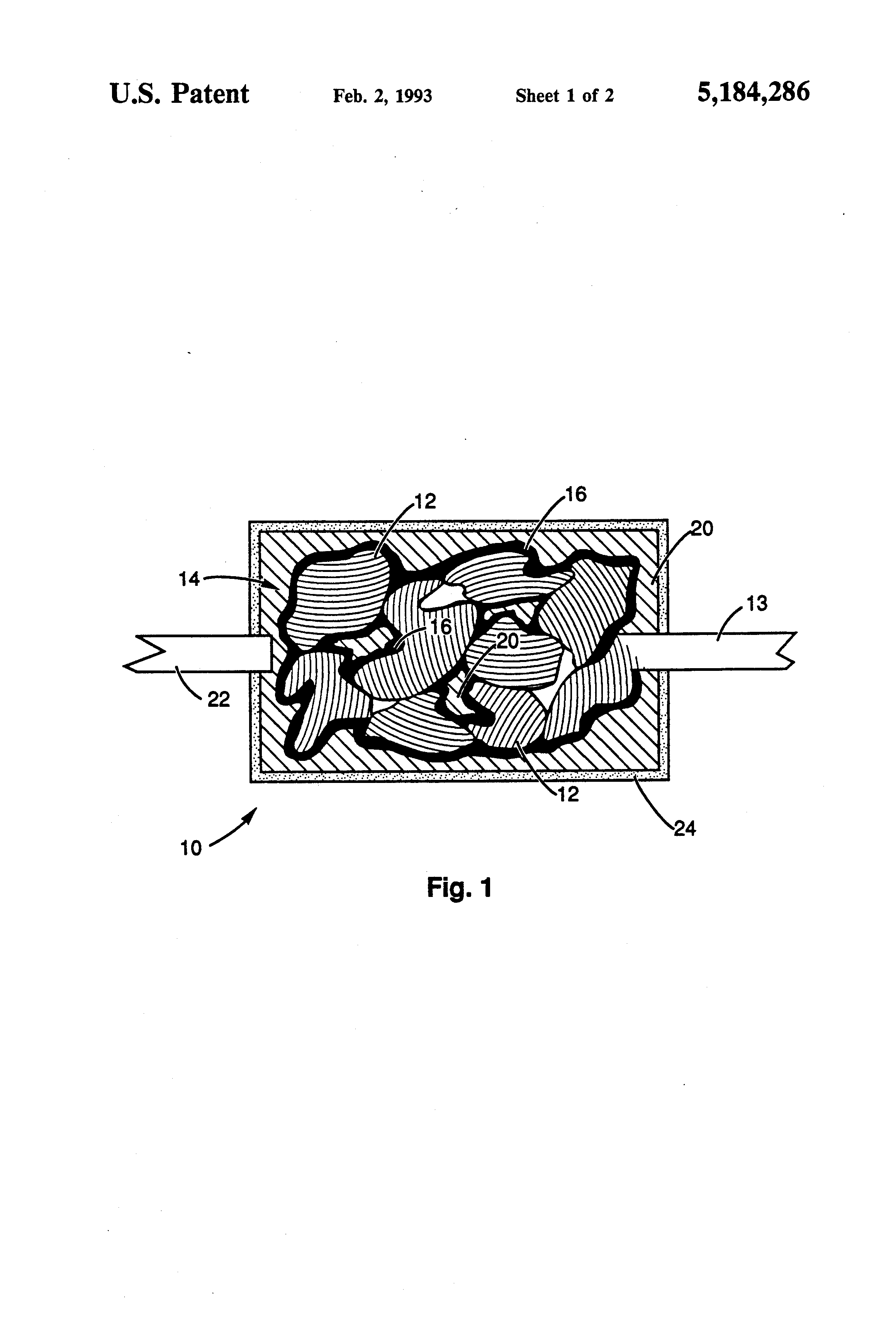 Patent US5184286 - Process for manufacturing tantalum