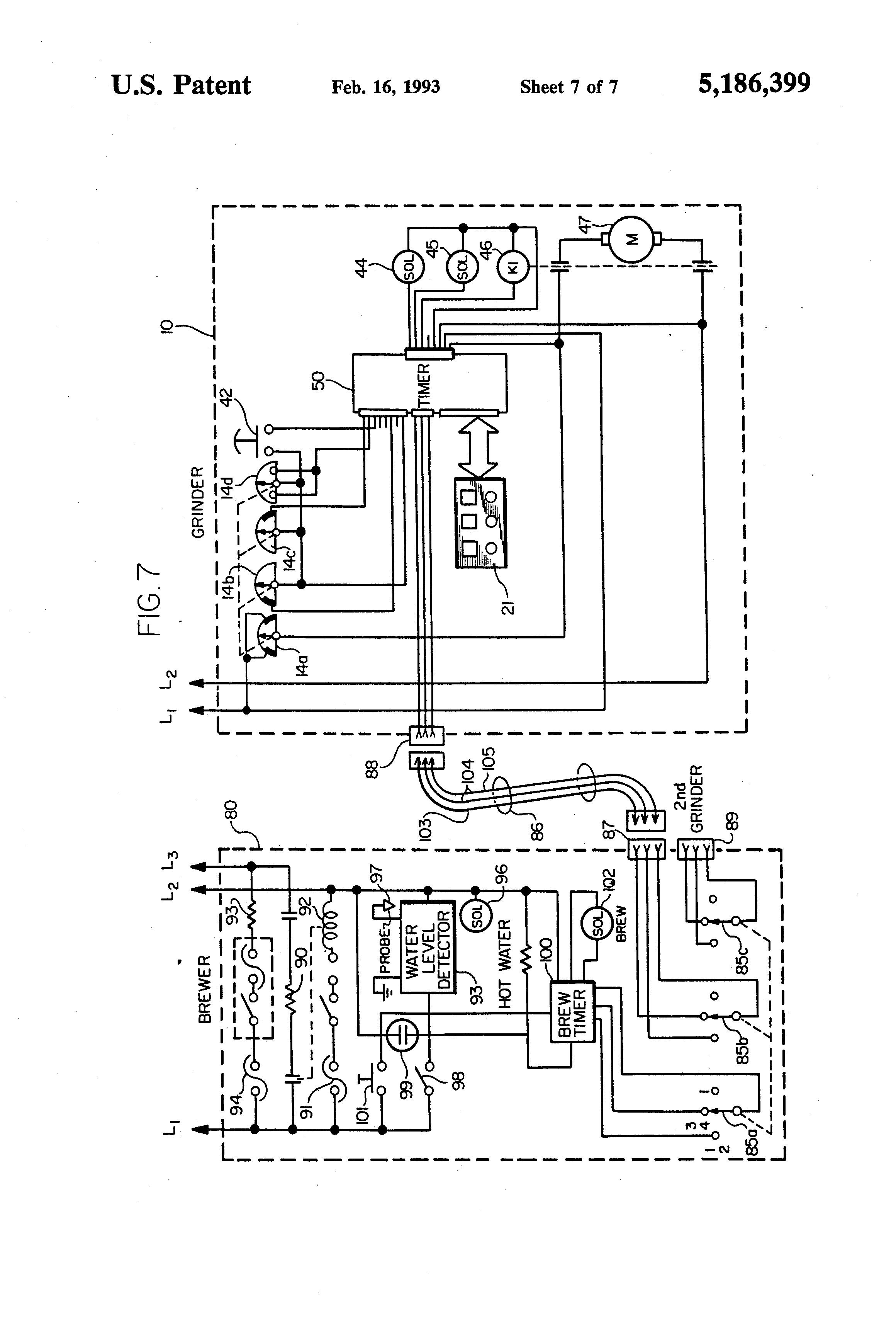La Marzocco Linea Wiring Diagram Keurig Wiring Diagram