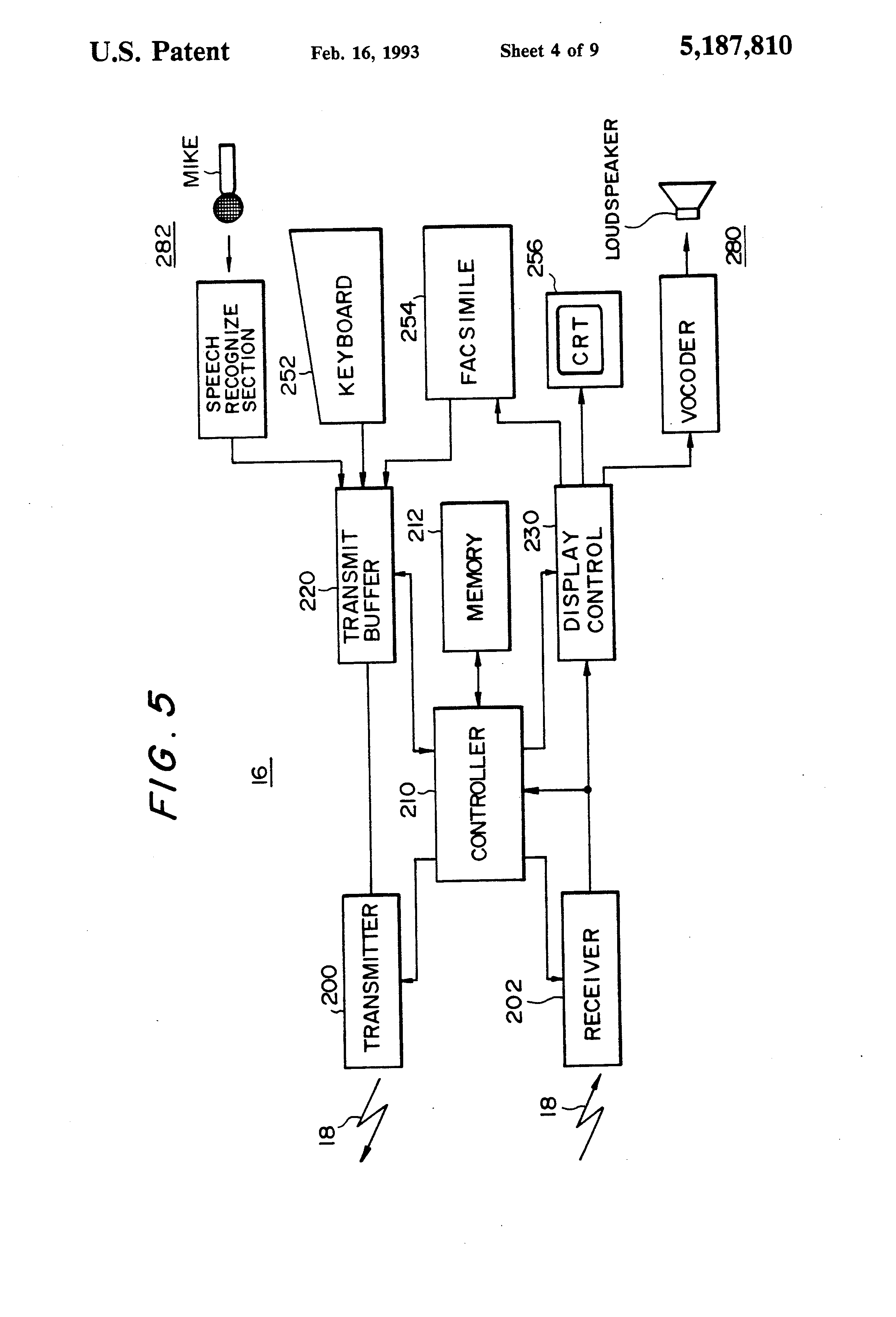 Patent Us5187810 Route Guidance System For Provding A Mobile Supplemental Instruction Learn How To Troubleshoot Plc Circuits Drawing