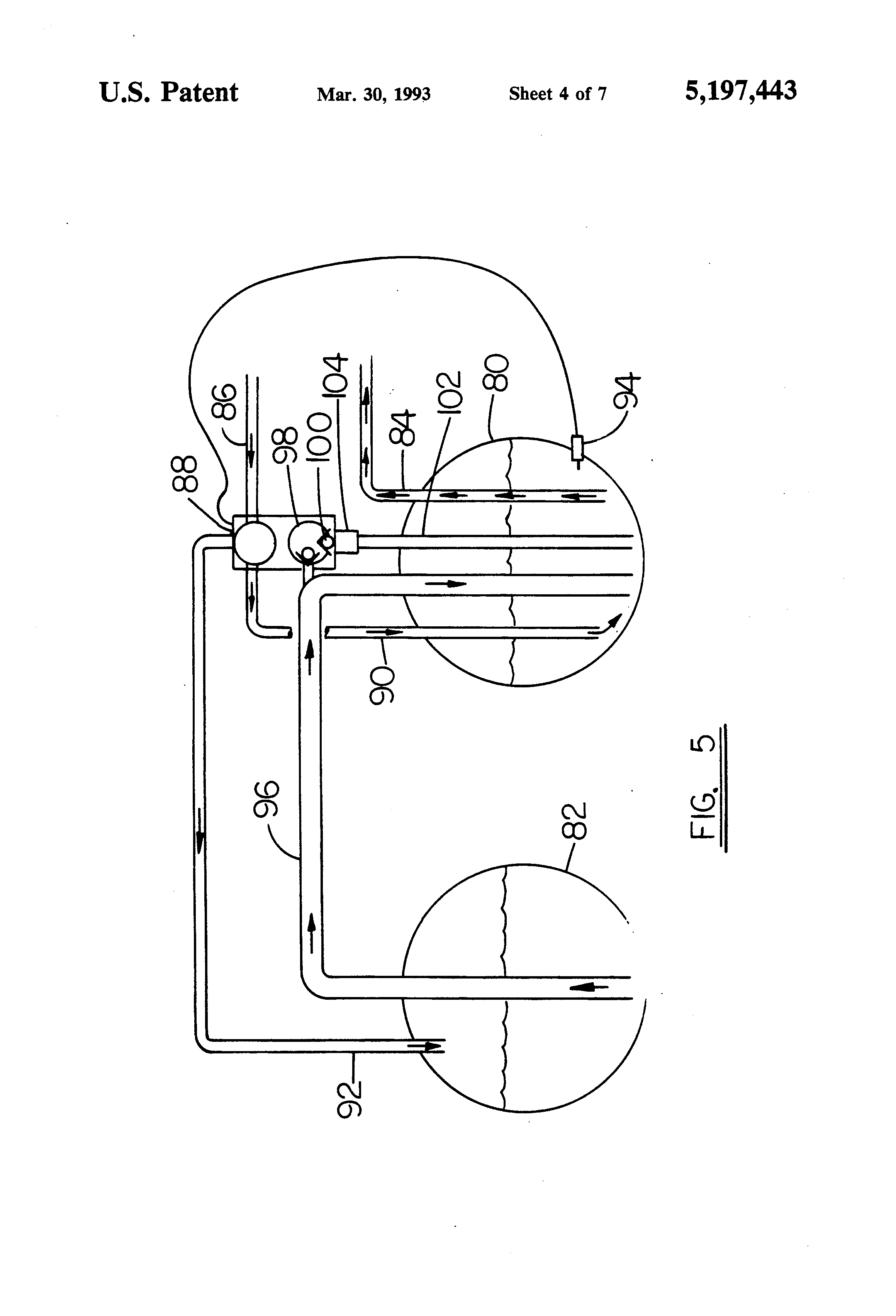 1983 Chevy Saddle Tank Wiring Diagram 37 Images 85 Fuel Us5197443 4 Patent System For Diesel Truck Google Patents Diagrams Color At