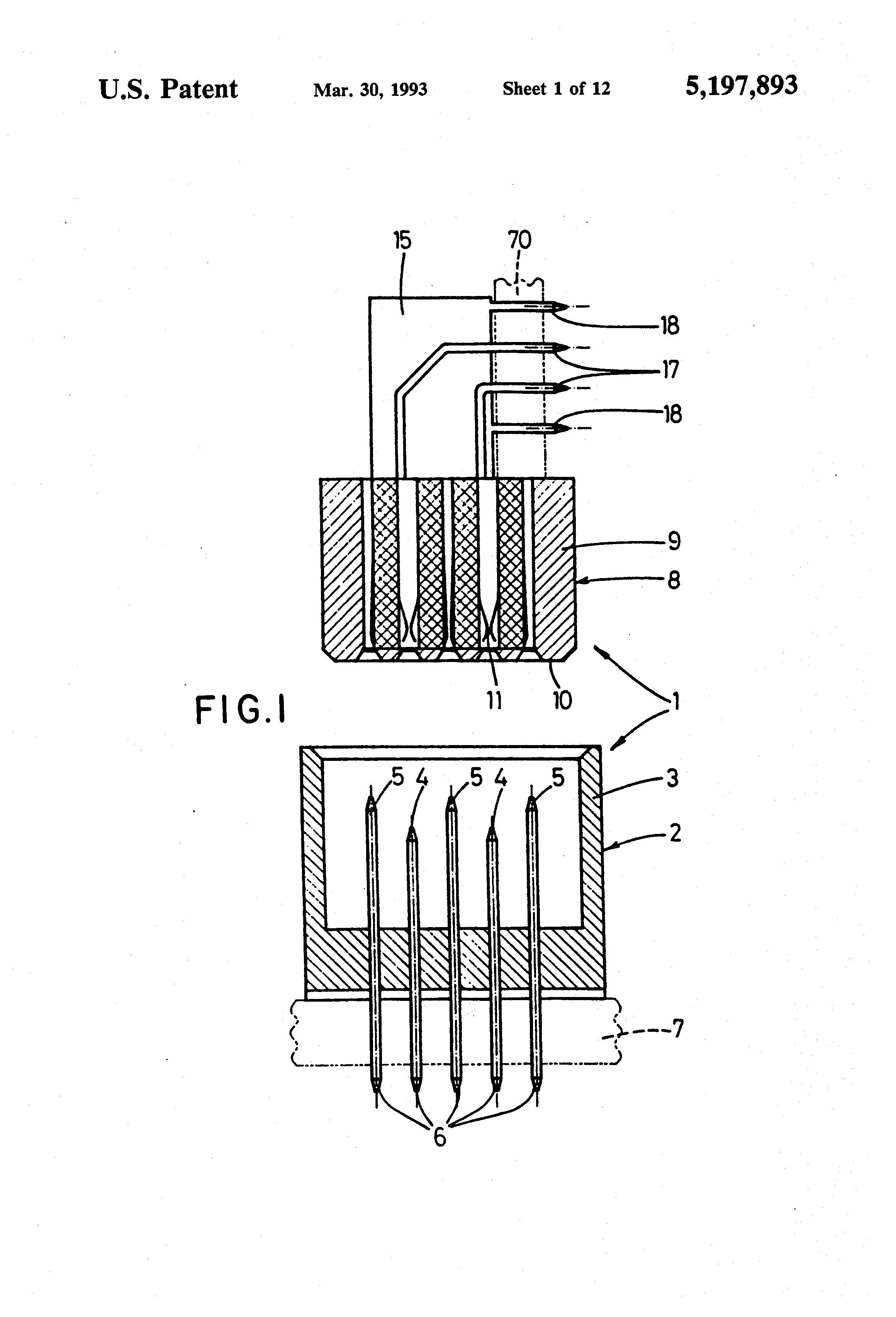 patent us5197893