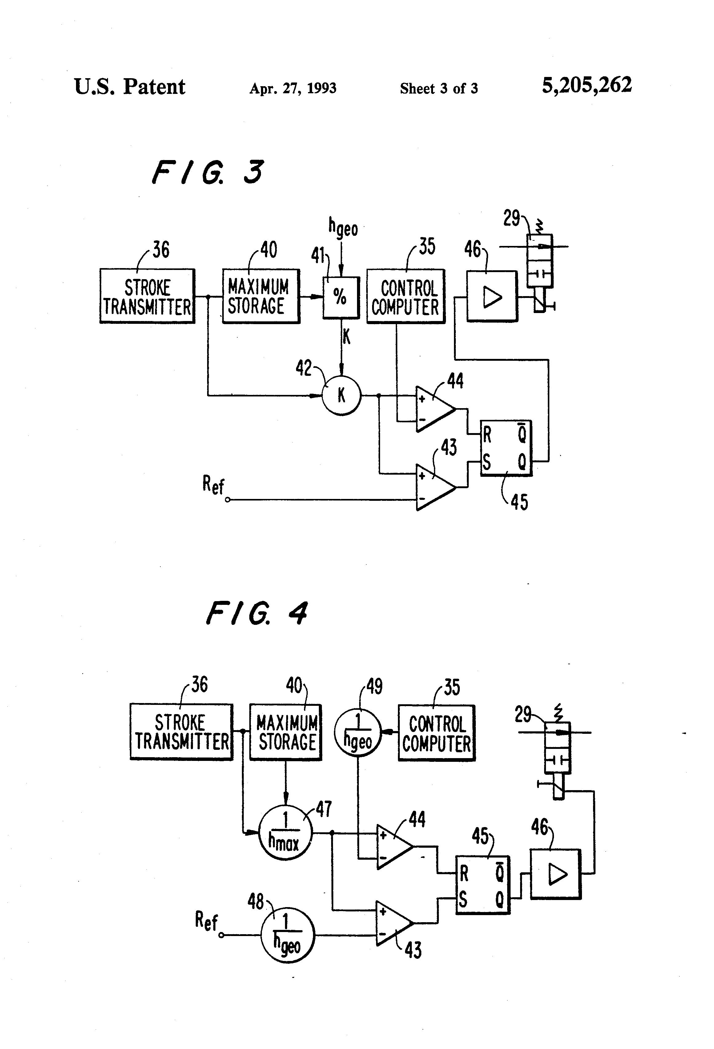 patent us5205262 - fuel injection pump for internal ... 7 3 diesel engine wiring diagram hatz diesel engine wiring diagram