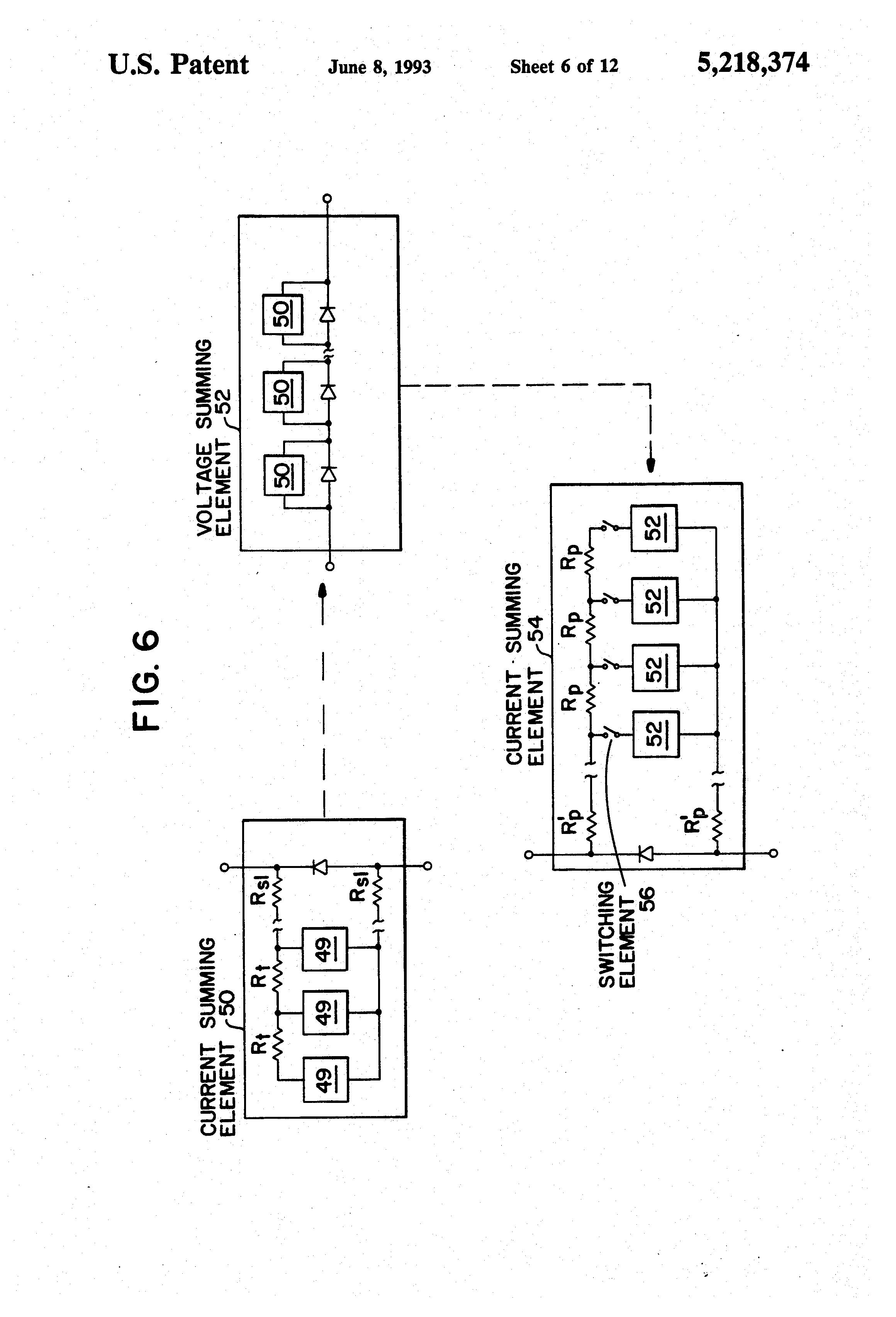 patent us5218374