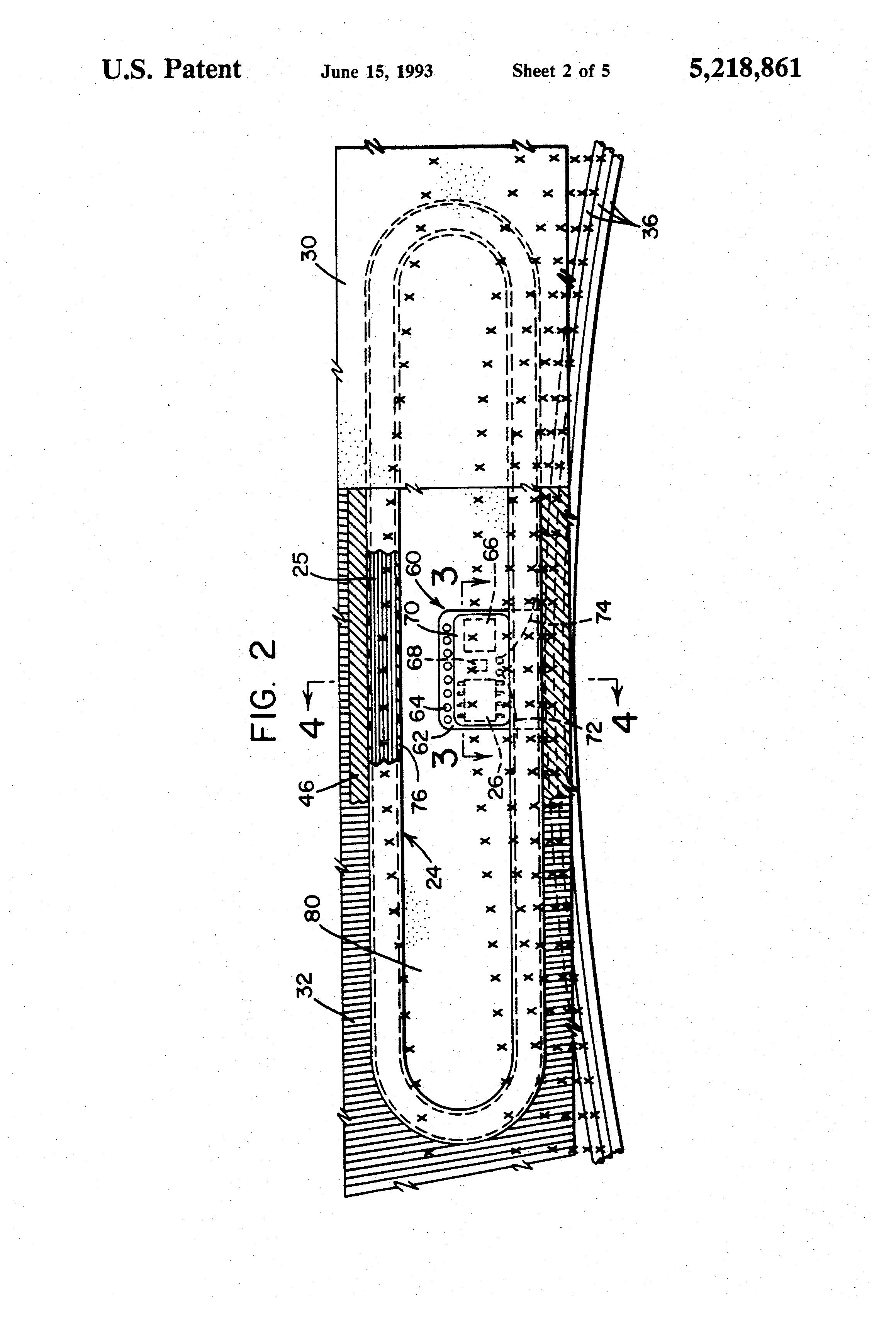 patent us5218861