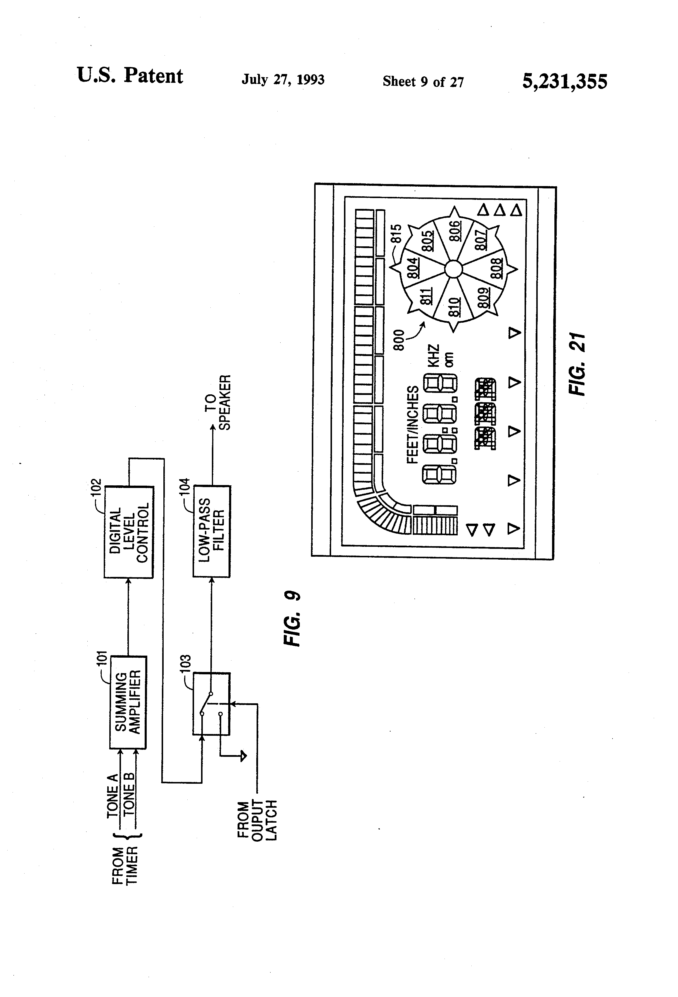 US5231355 10 patent us5231355 locator transmitter having an automatically tuned