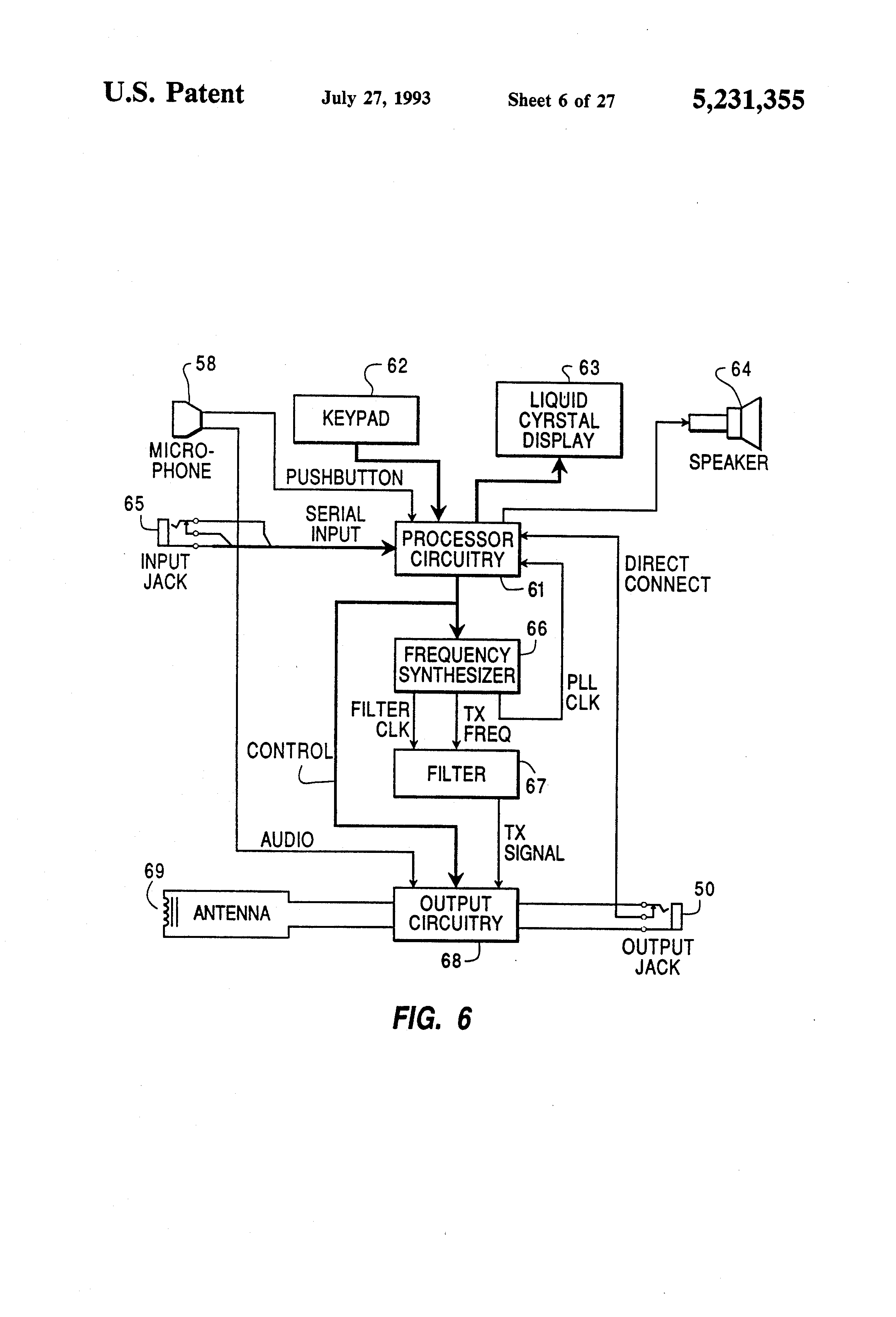 US5231355 7 patent us5231355 locator transmitter having an automatically tuned