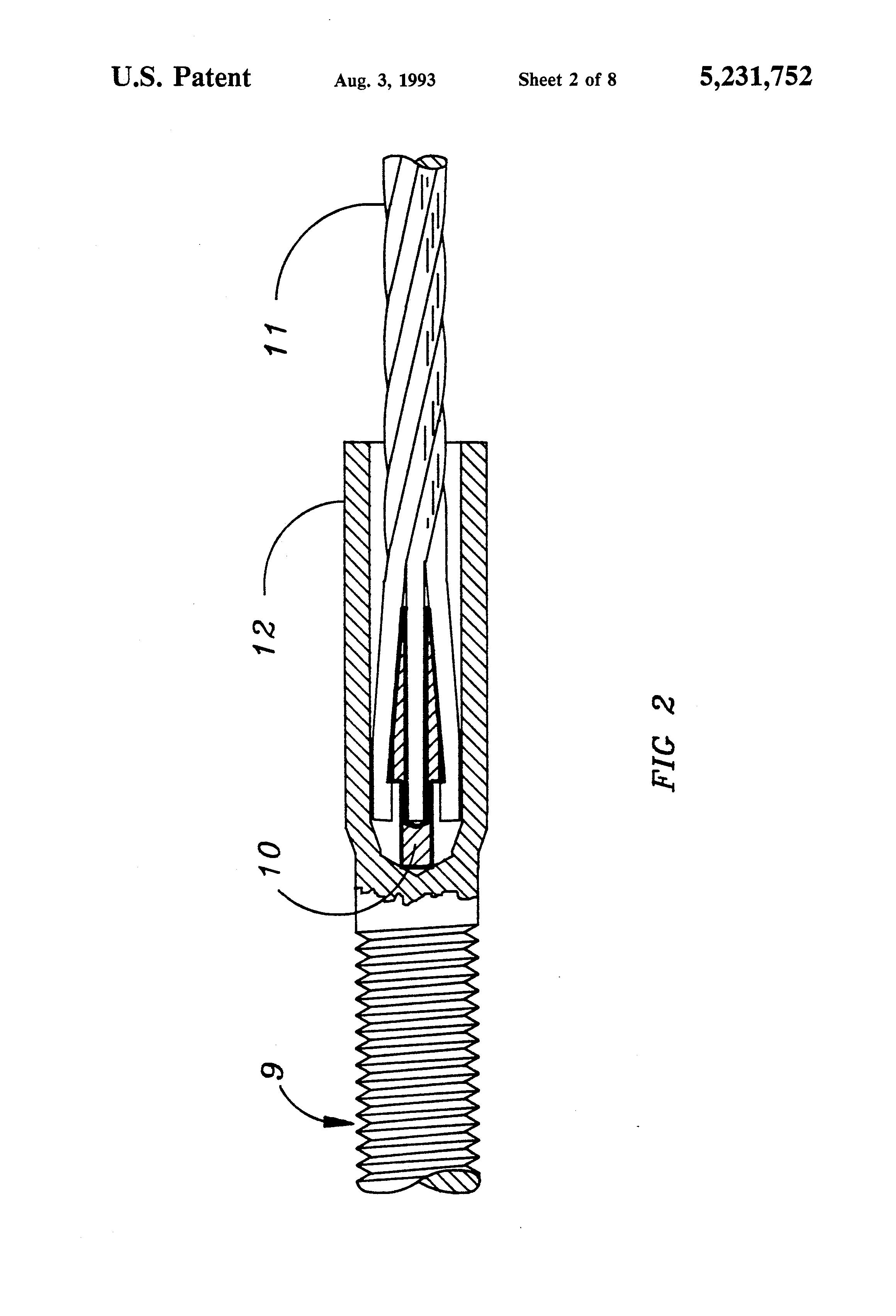 Patente US5231752 - Wire rope termination - Google Patentes