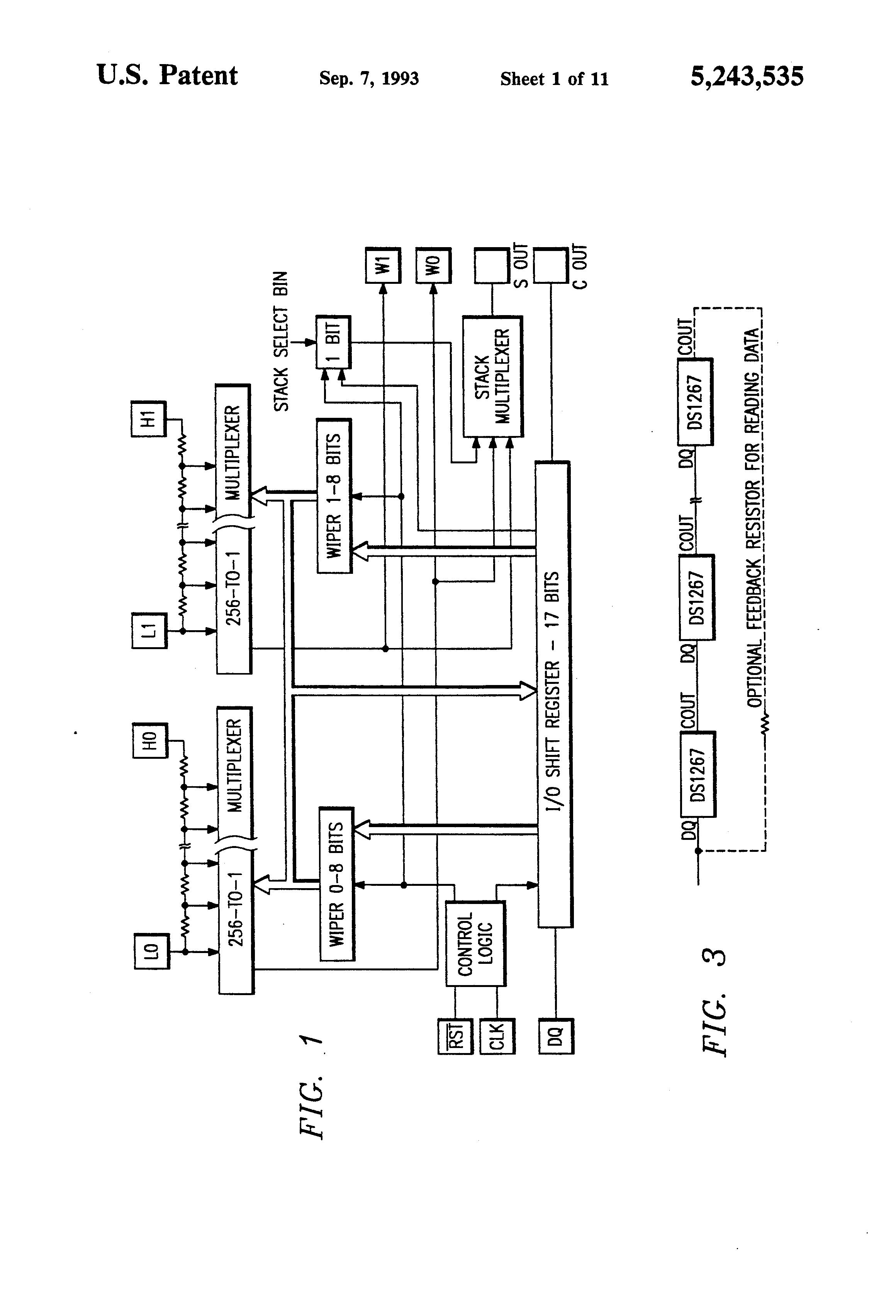 patent us5243535