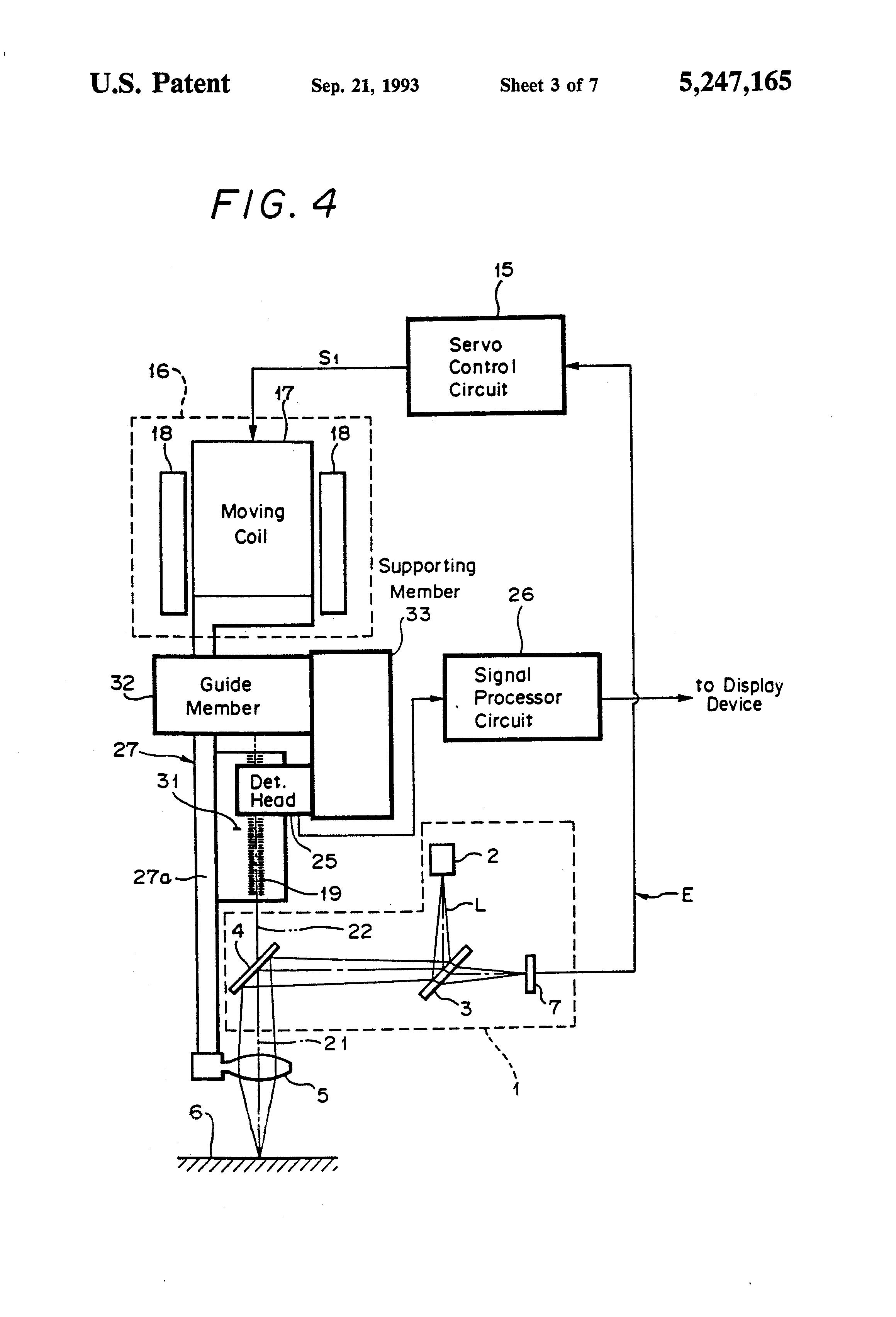 patent us5247165