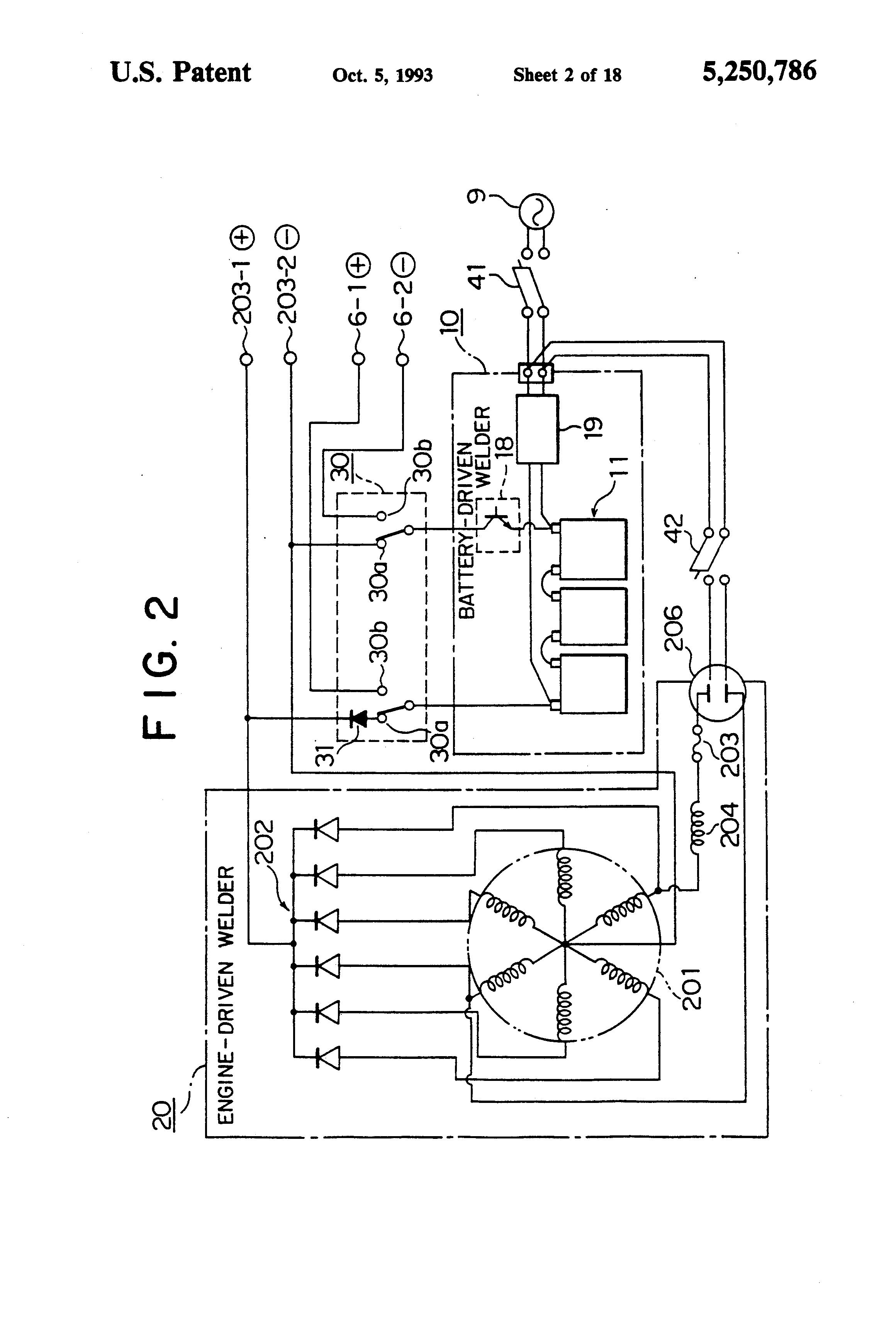 Denyo Generator Wiring Diagram Welding Circuit And Jzgreentowncom