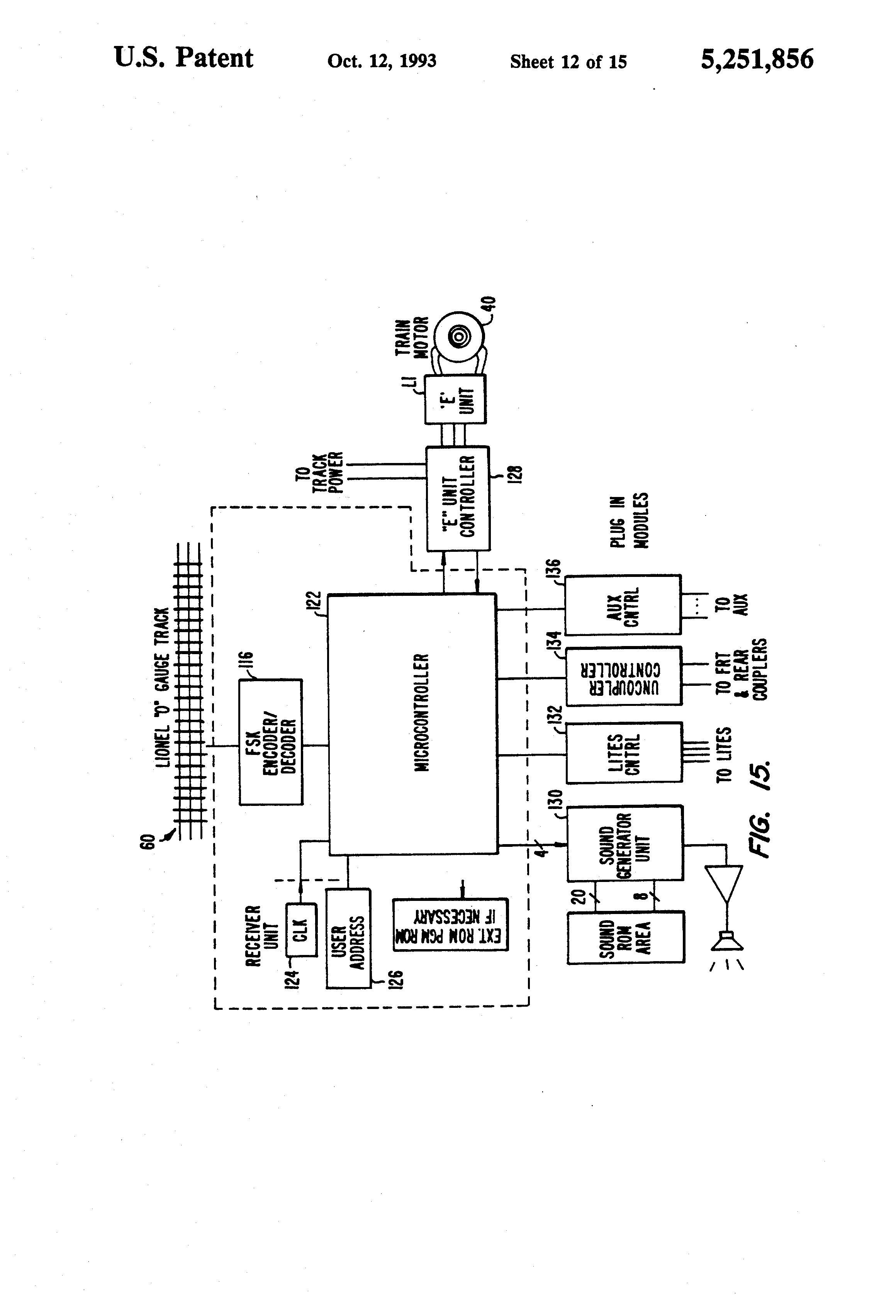 1962 Lionel Train Motor Wiring Diagram Archive Of Automotive Schematics Us5251856 Model Controller For Reversing Unit Rh Google Com Kw