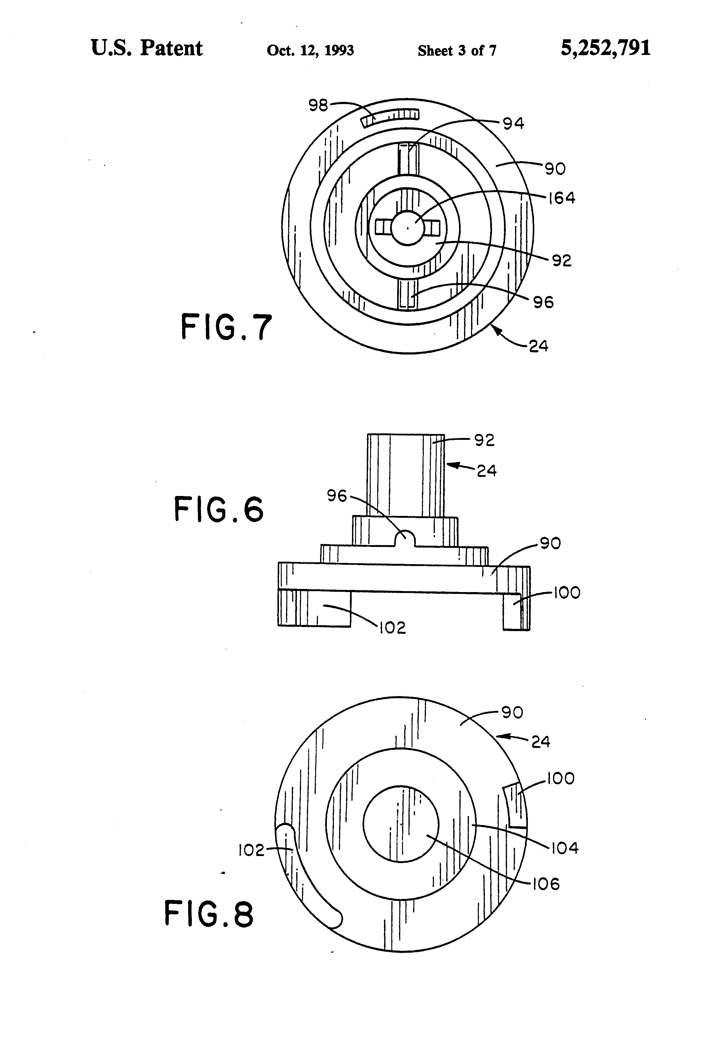 Delta Systems Ignition Switch Wiring Diagram 44 86 Oldsmobile 88 Chevy Alternator Us5252791 3 Patent Google Patents At Cita