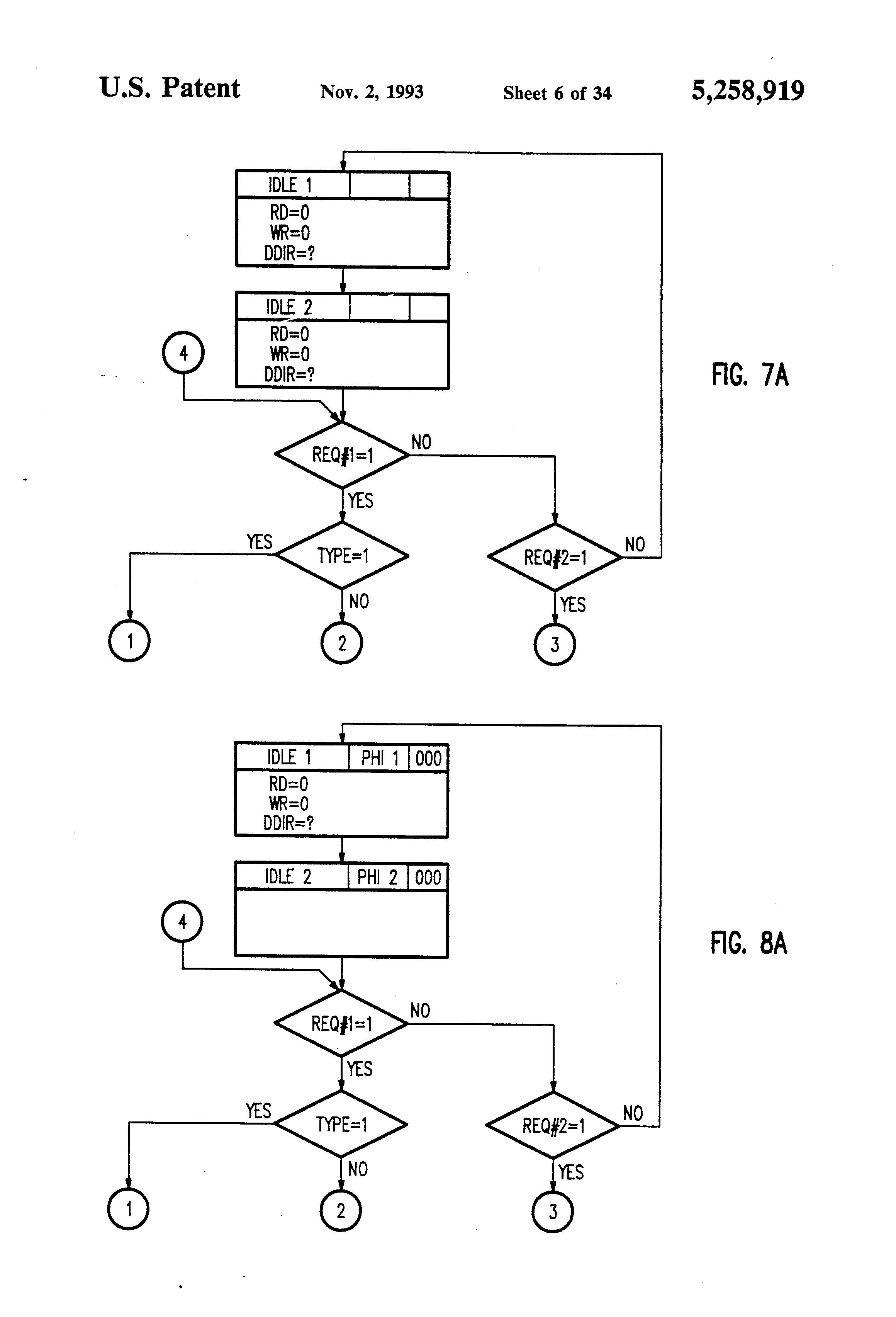 patent us5258919