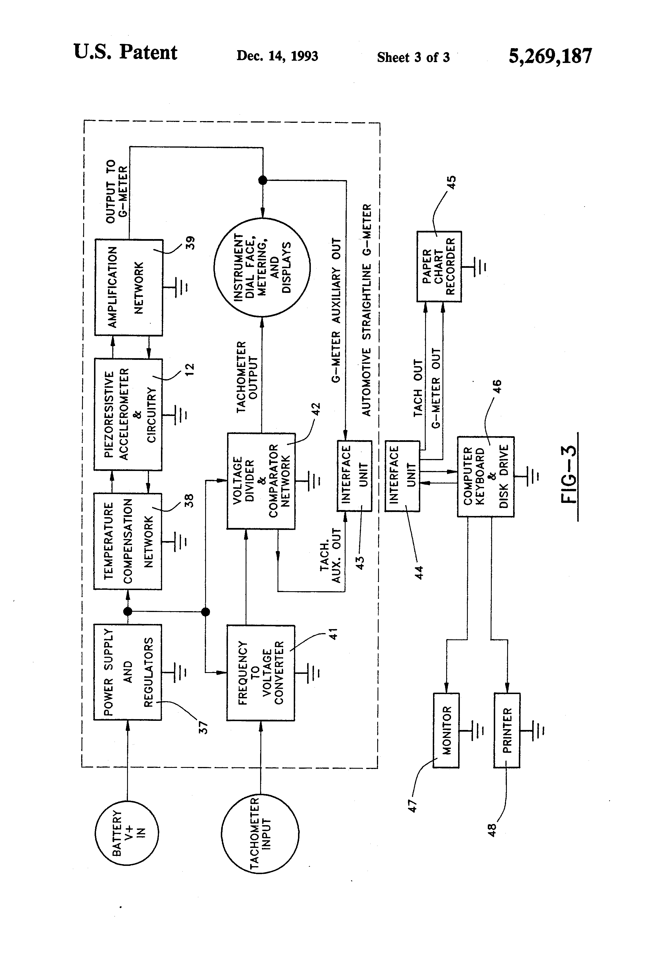 Patent Us5269187 Automotive Accelerometer Google Patenten Fast Voltagedriven Current Source Circuit Diagram Drawing