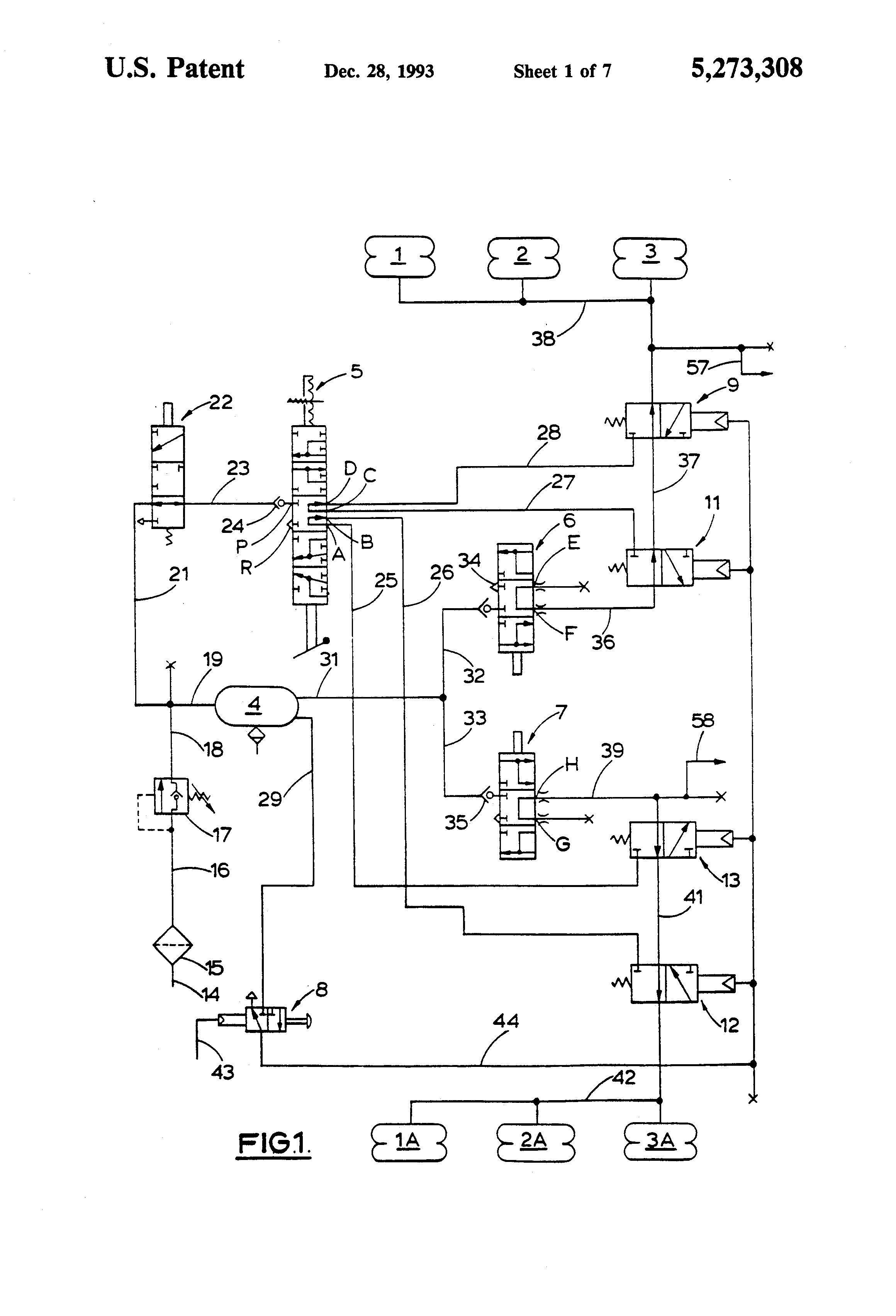 patent us5273308