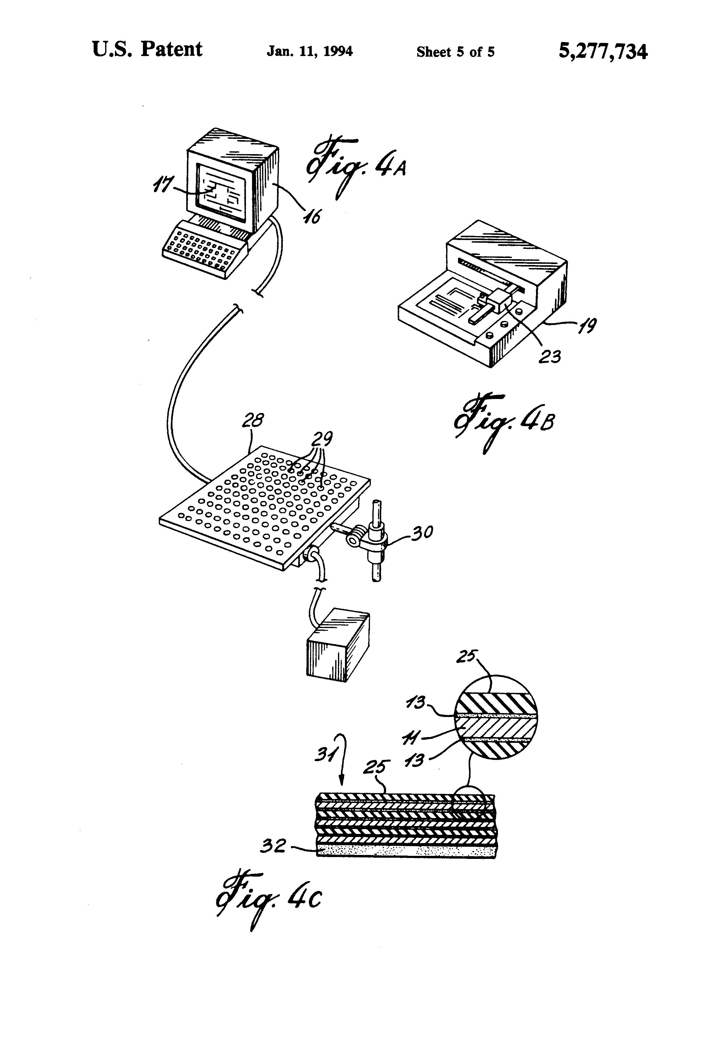 patent us5277734