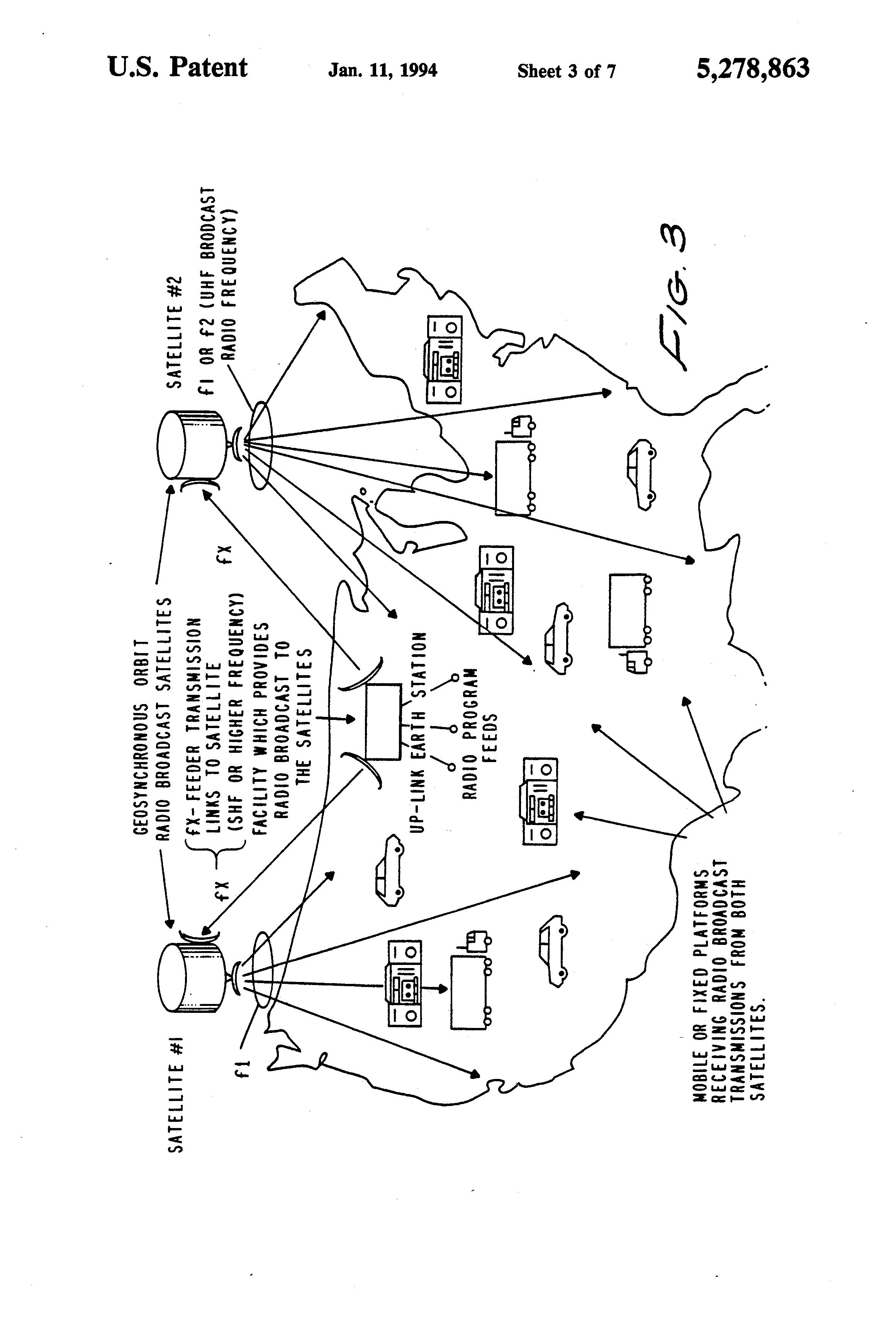 patent us5278863