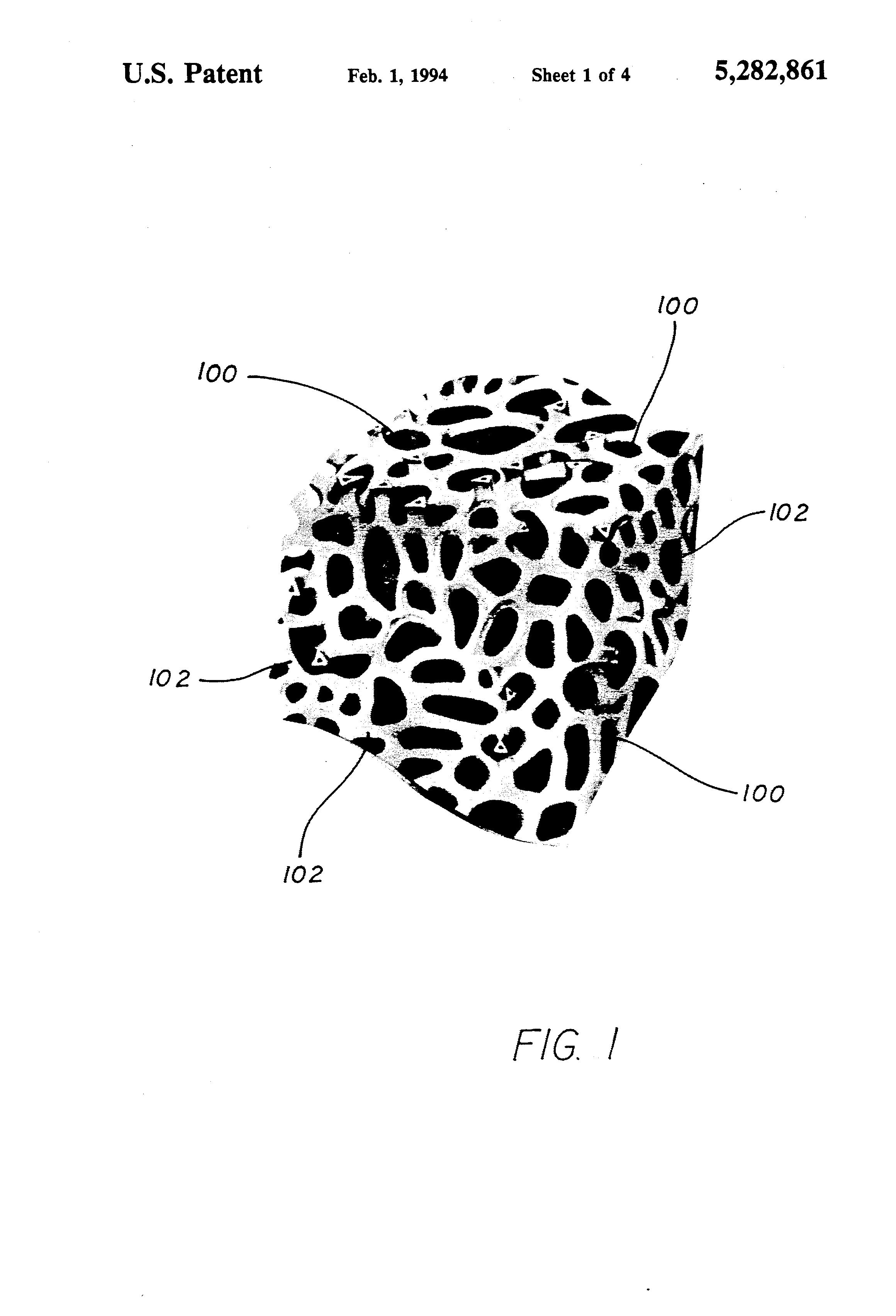 patent us5282861