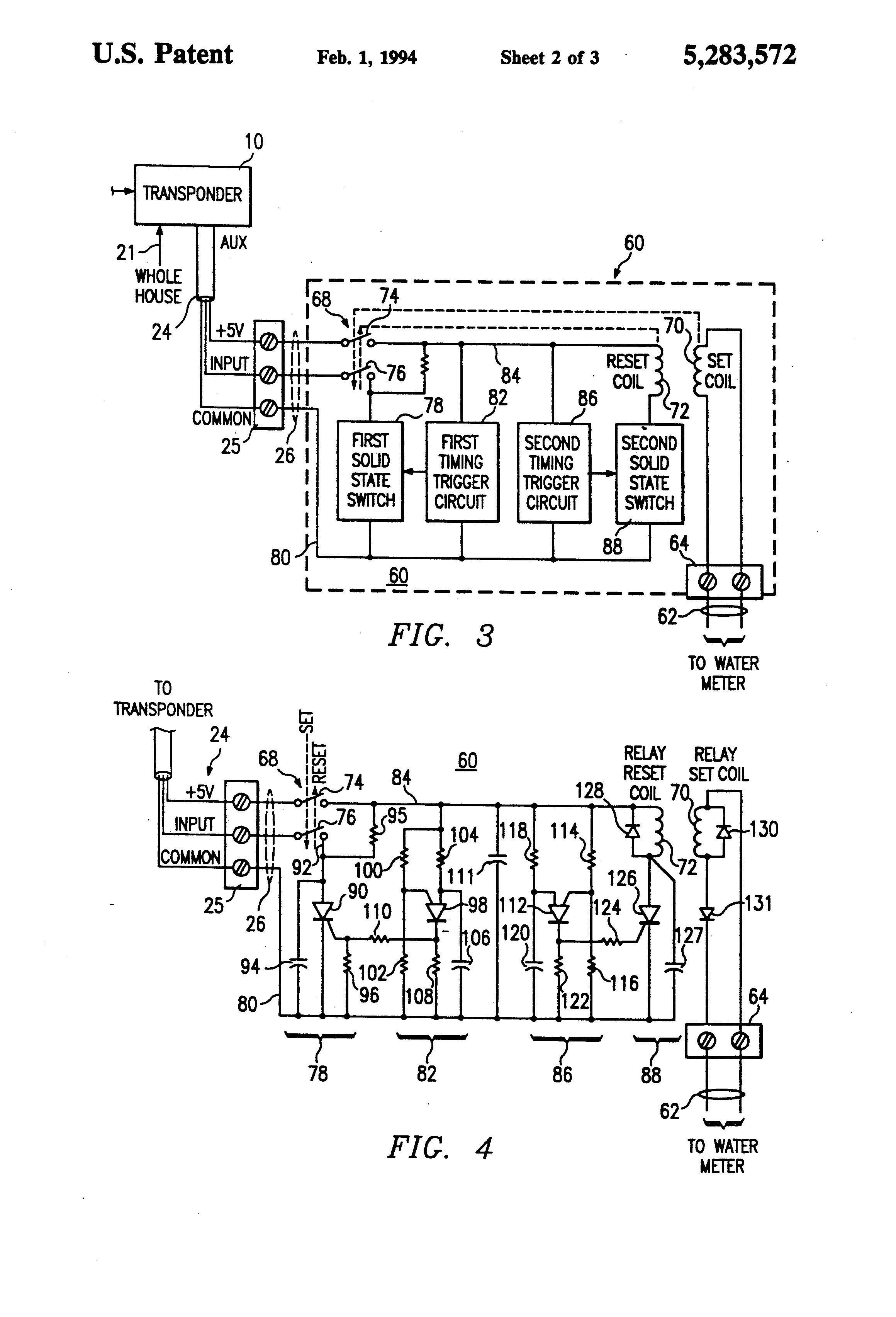 u7279 u8a31 us5283572 - utility meter interface circuit