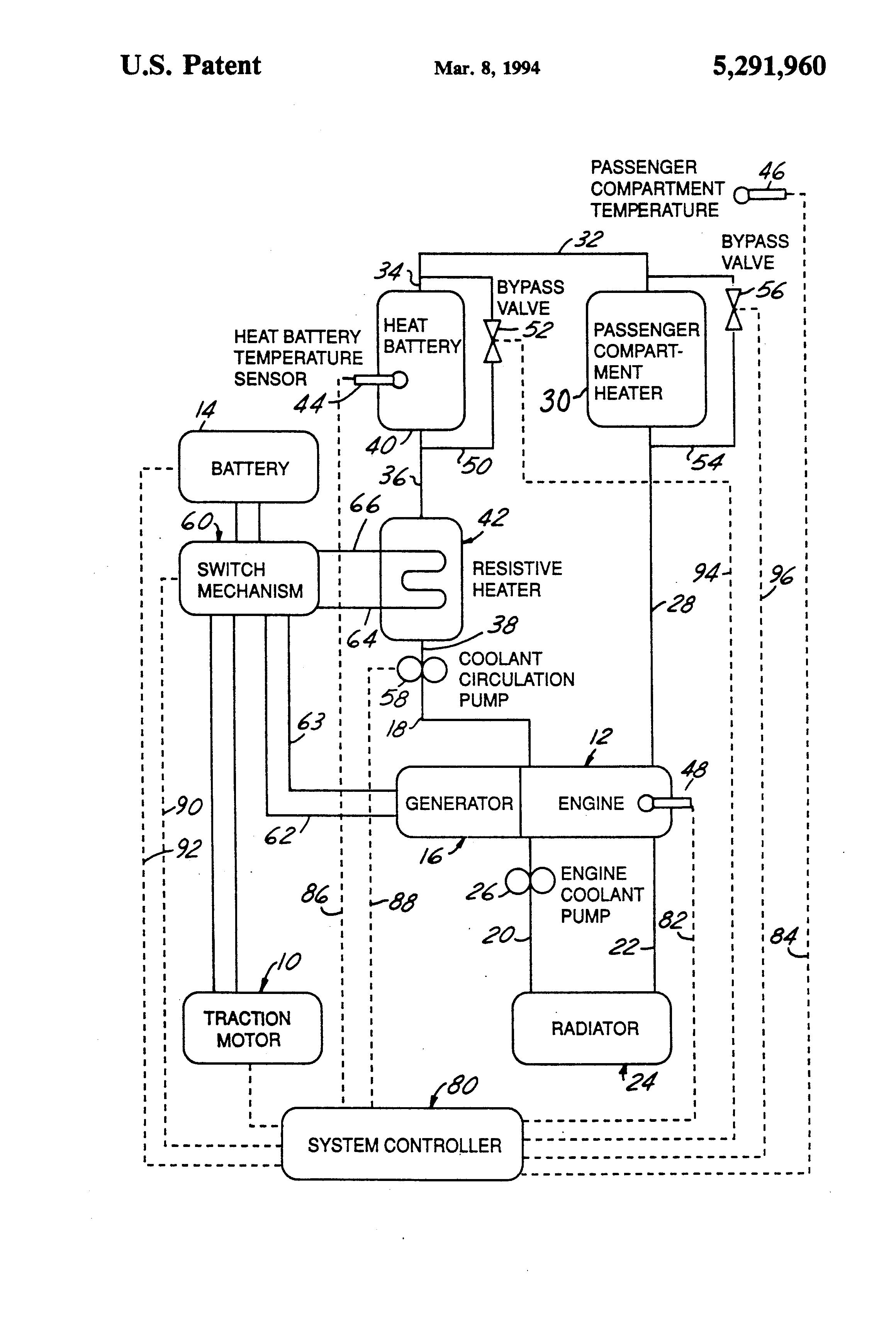 patent us5291960