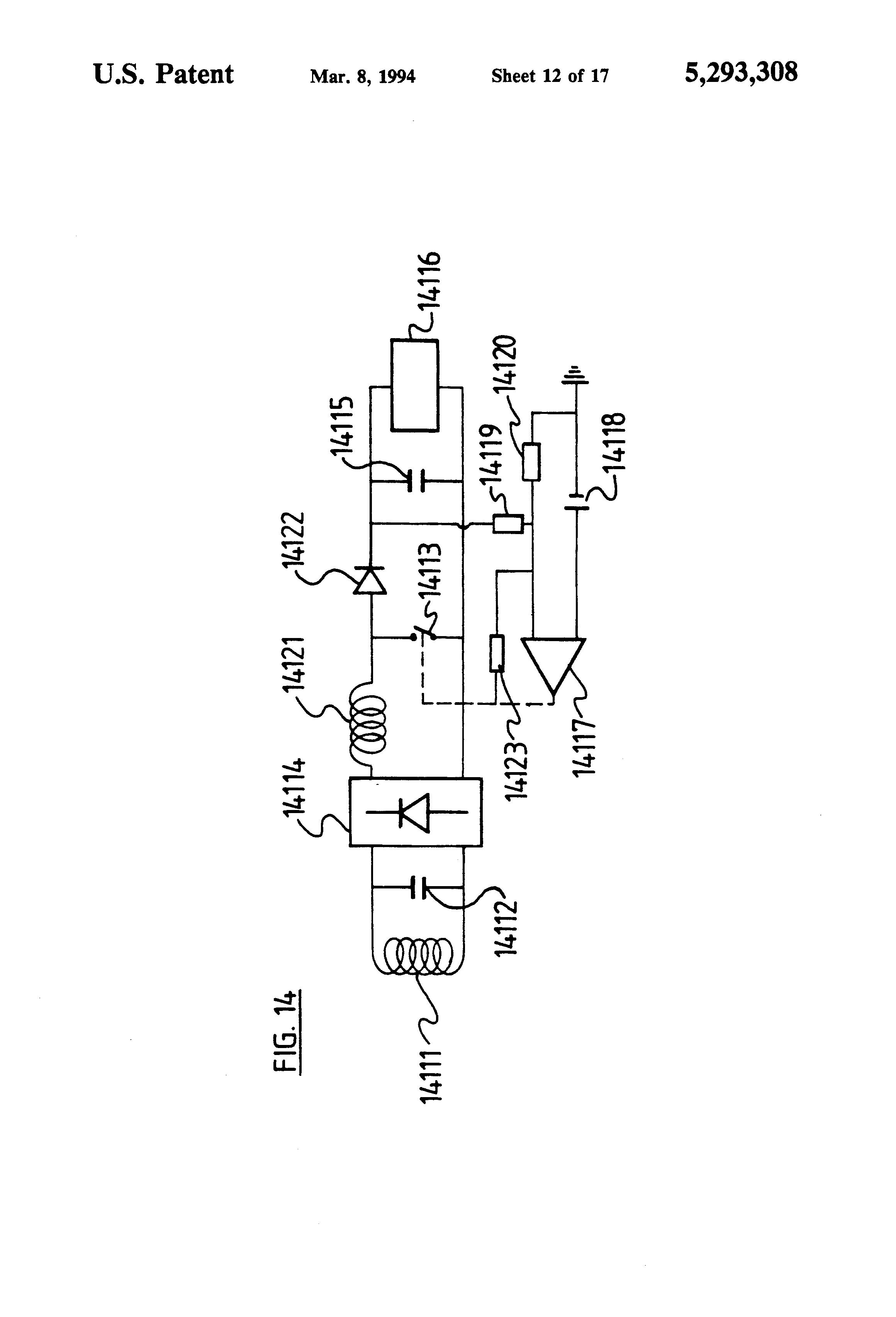 patent us5293308