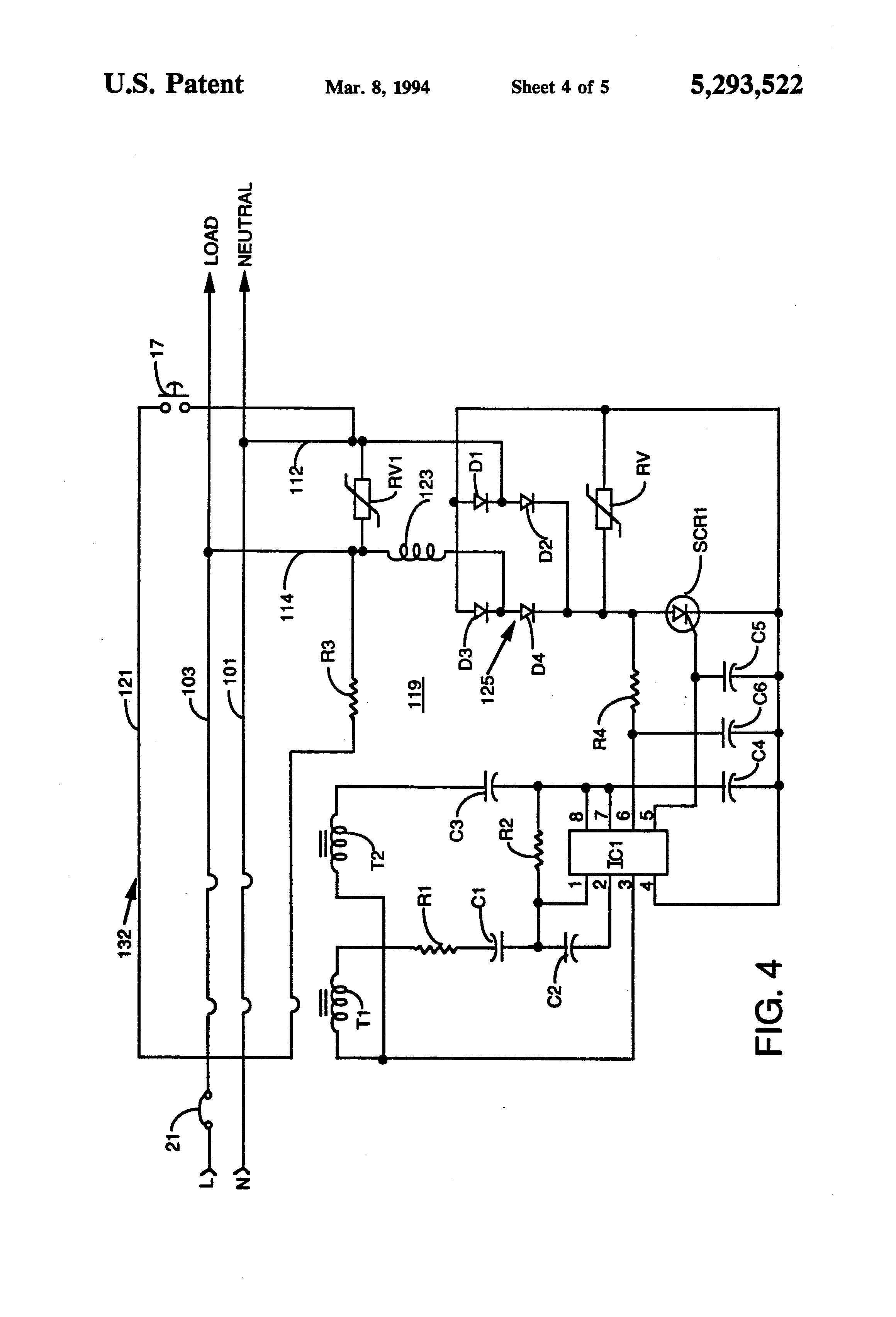 patent us5293522