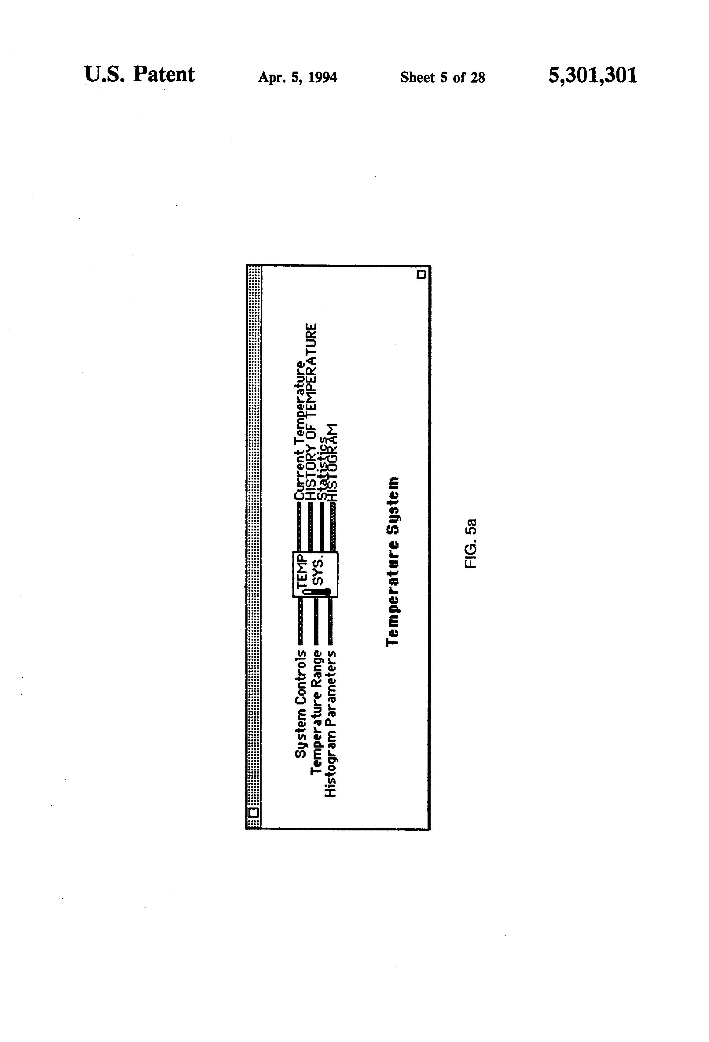 patente us5301301