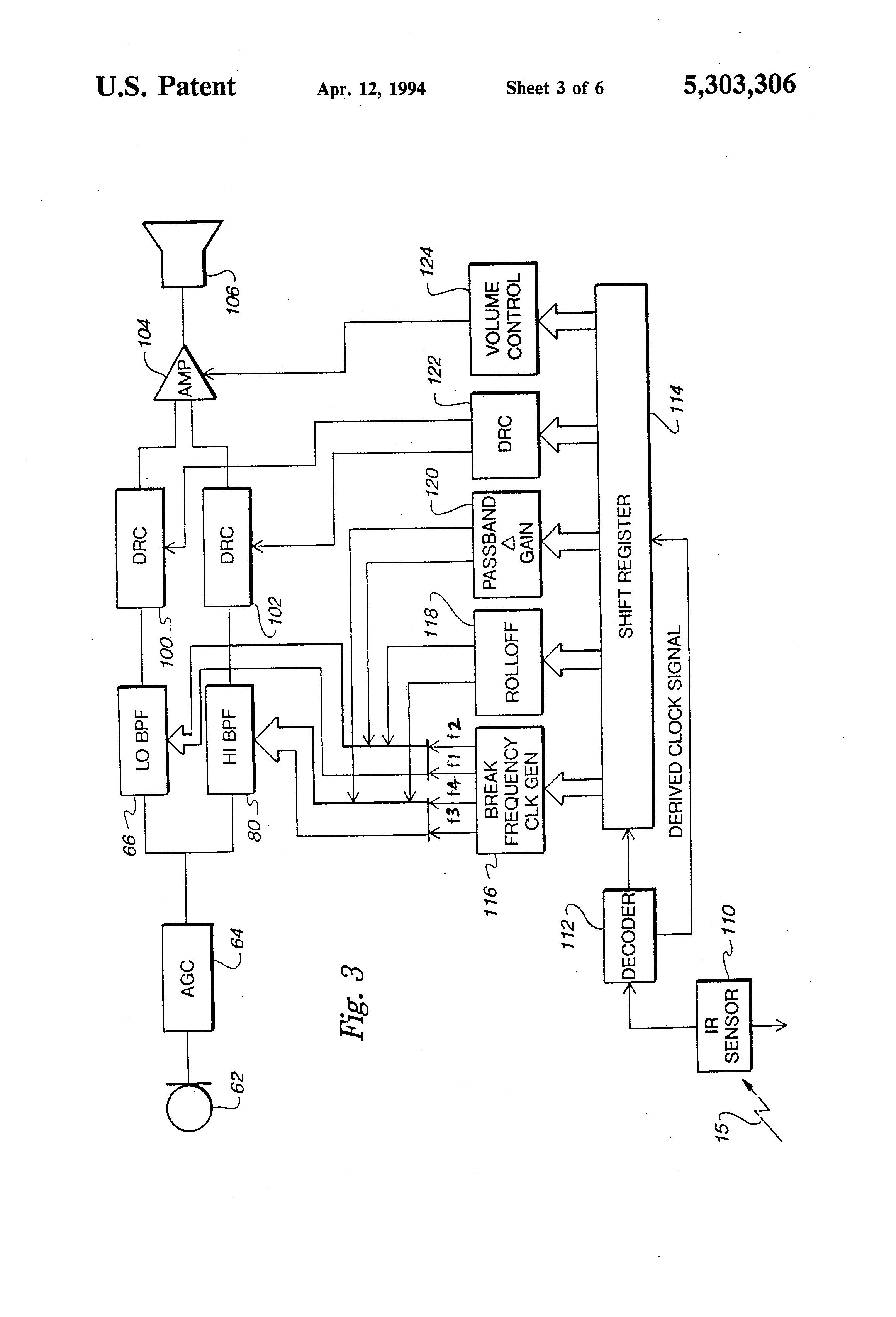 patente us5303306