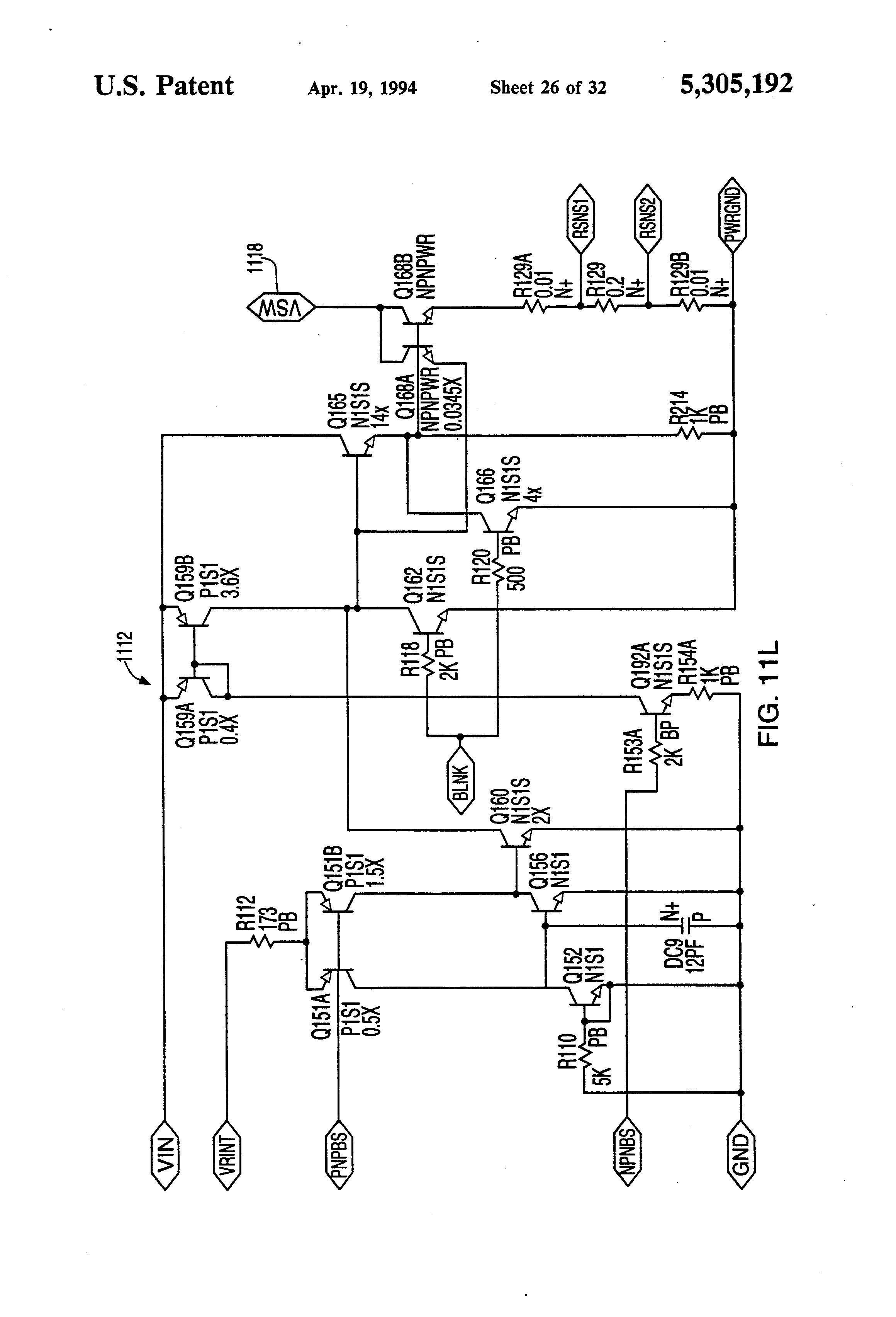 patente us5305192