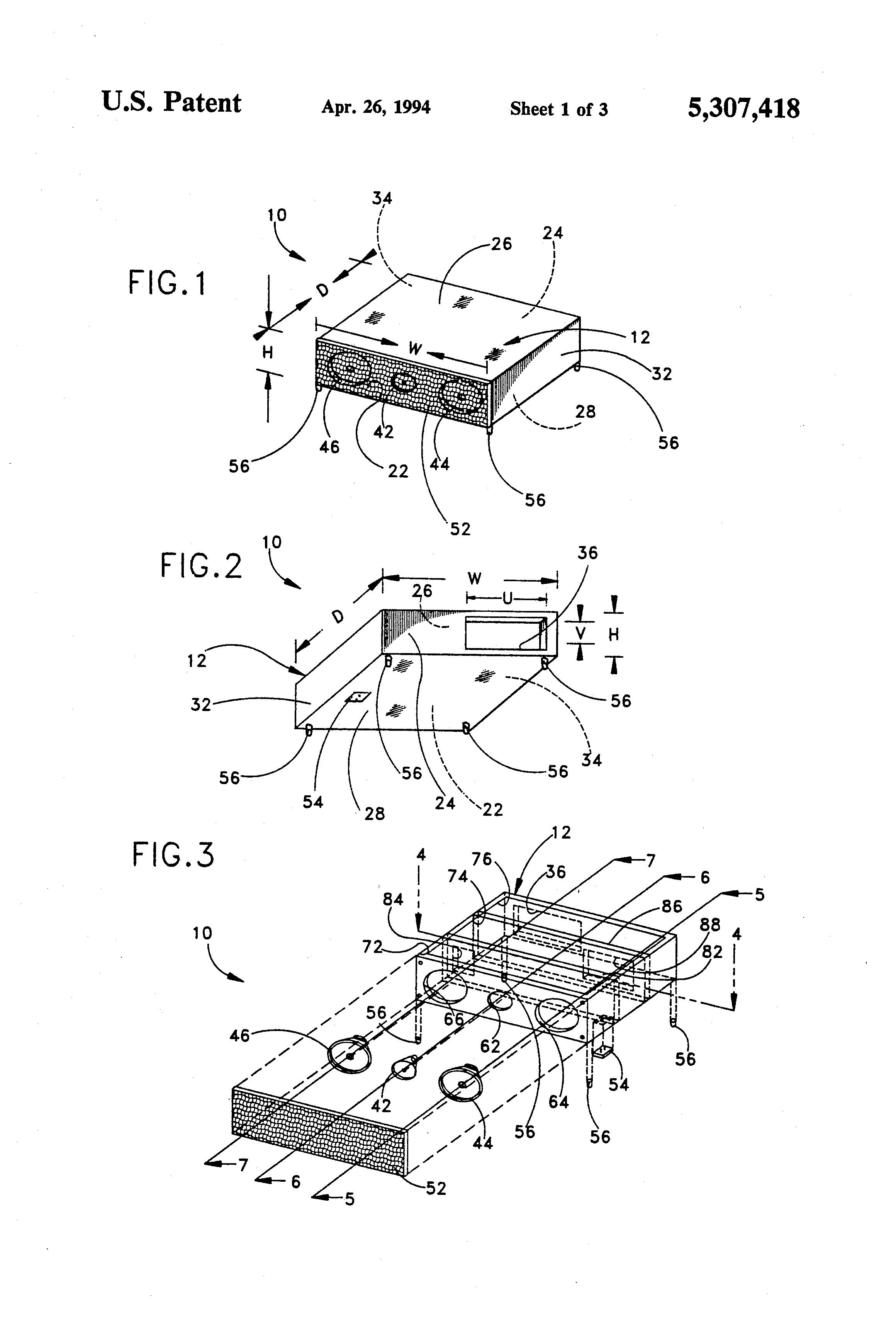 patent us5307418