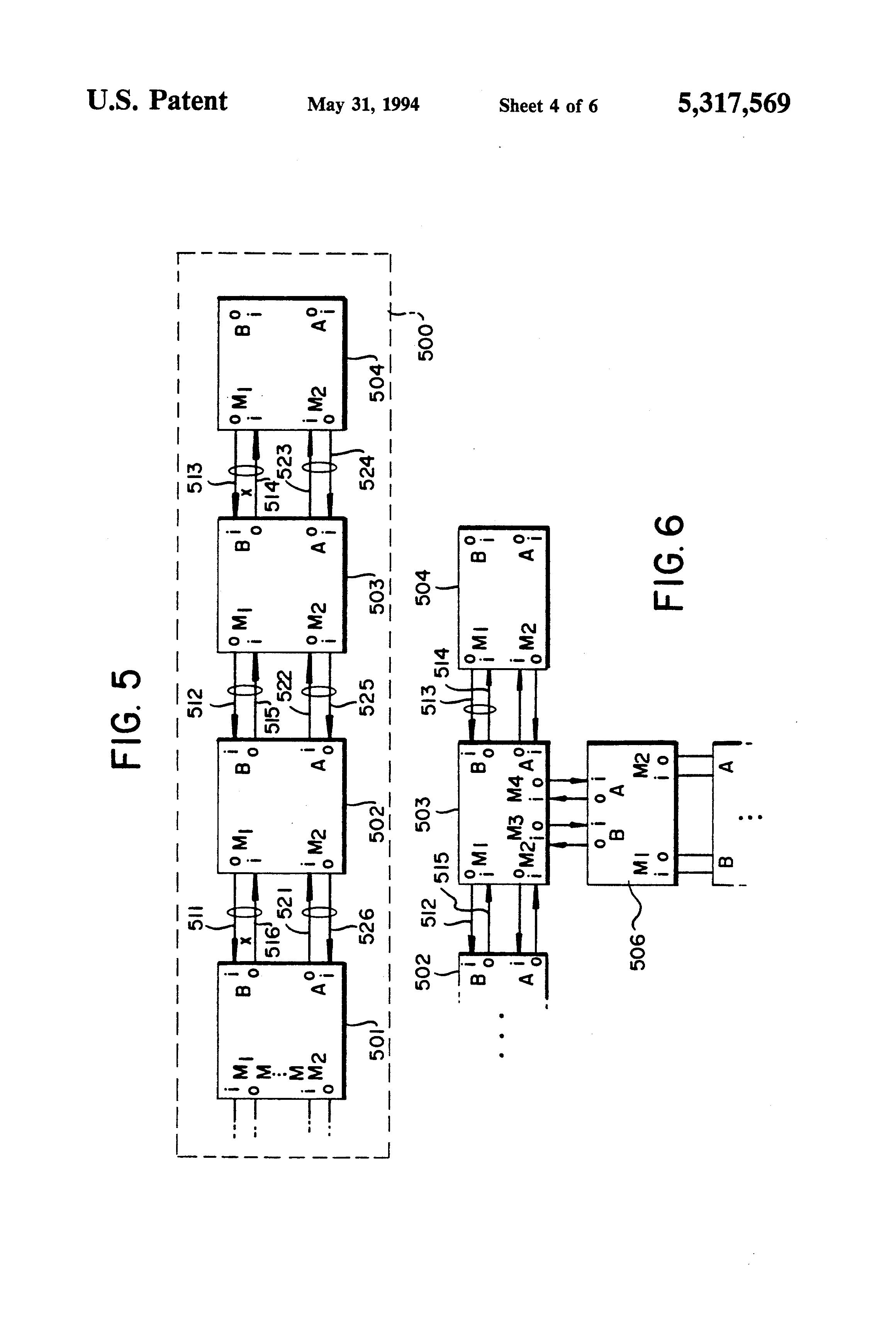 Patent us5317569 alternate path fddi standard lan google patents patent drawing pooptronica