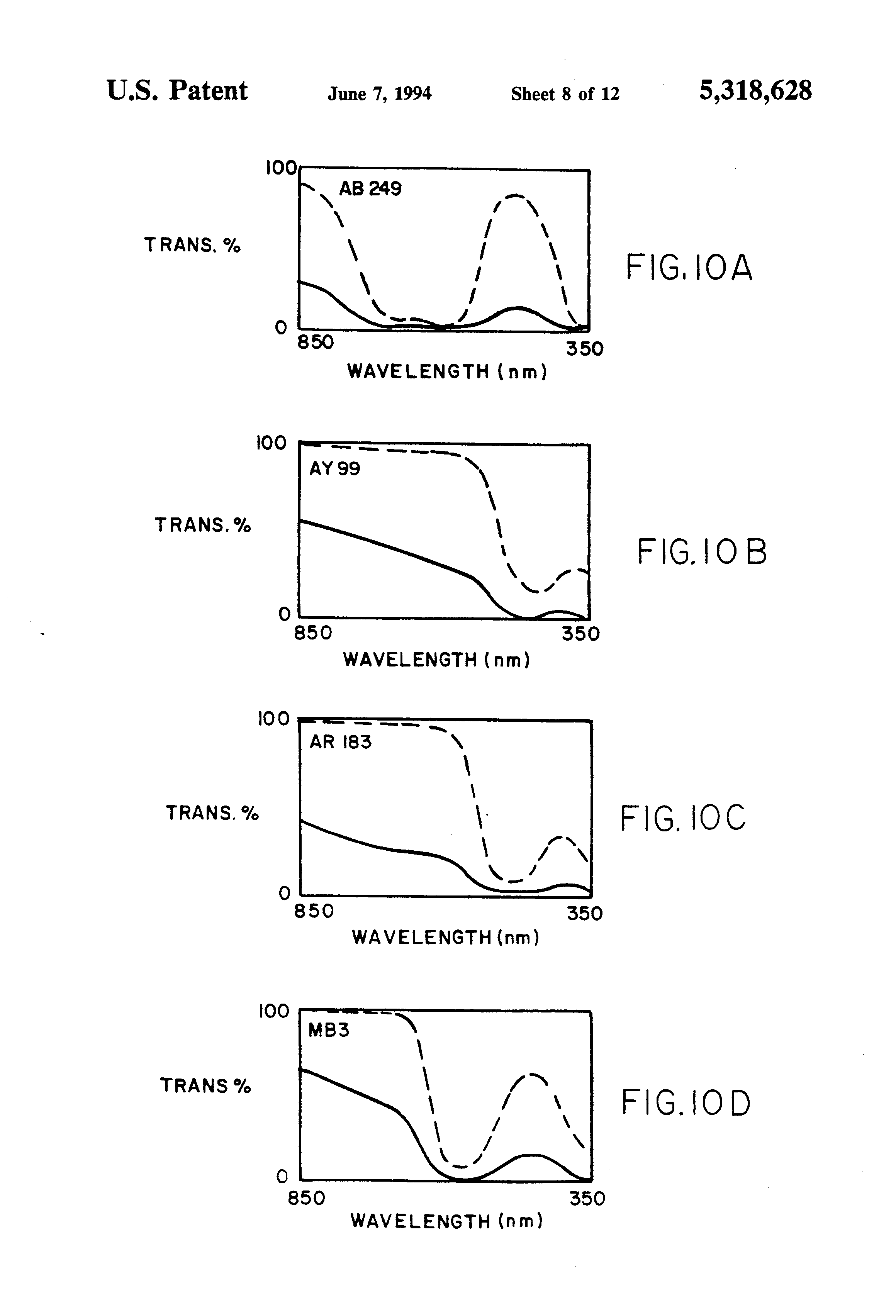 patent us5318628   synthetic monodispersed color pigments
